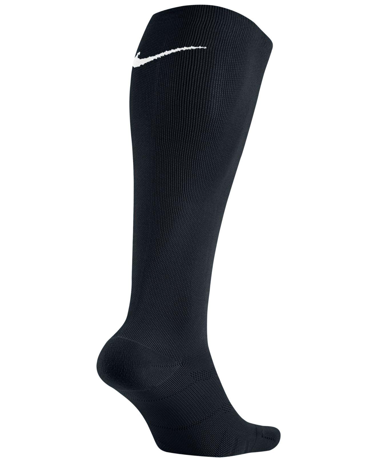 1abdb08a3 Nike Elite High-intensity Dri-fit Crew Socks in Black - Lyst