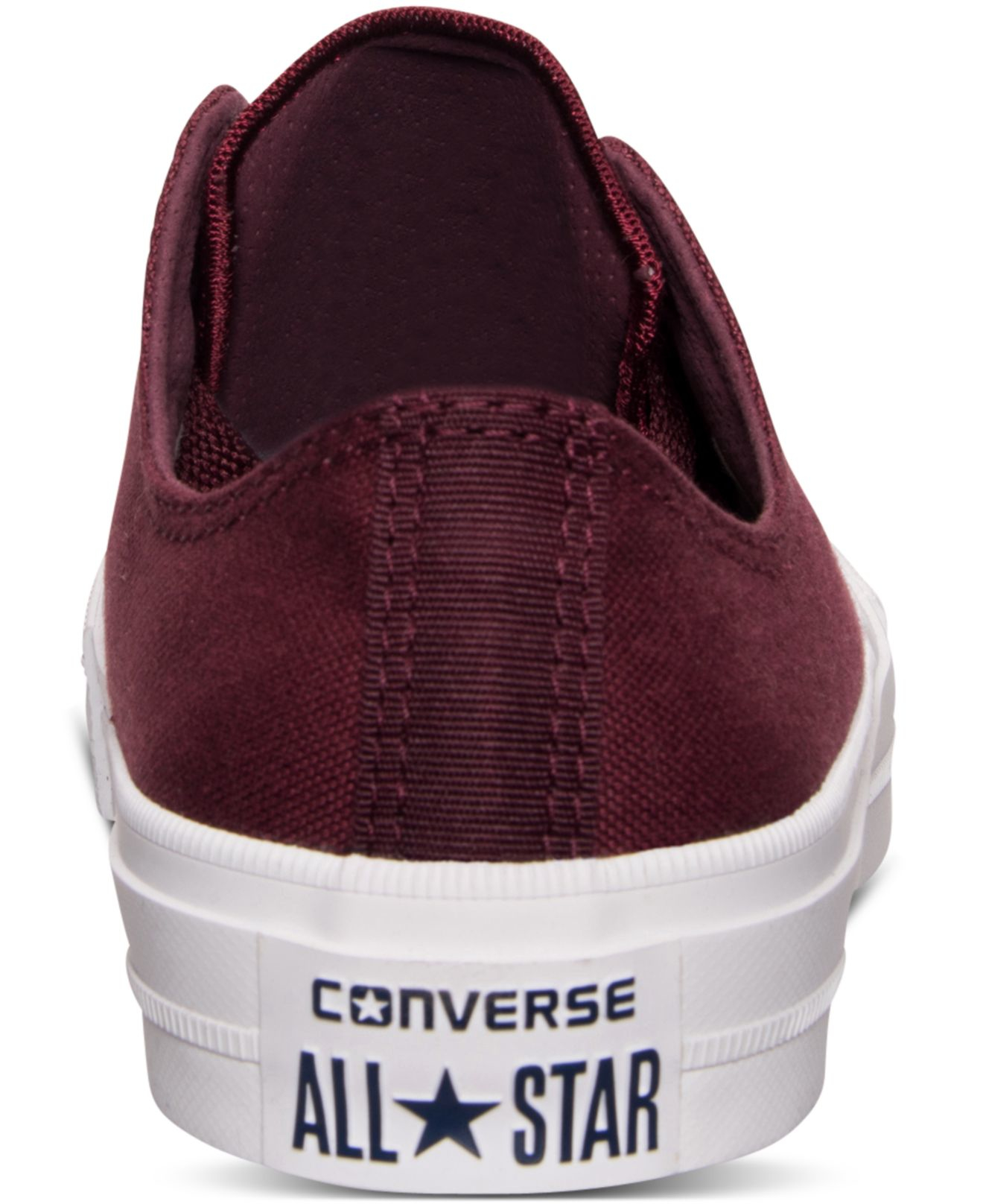 Converse Men's Chuck Taylor Ox Casual Sneakers from Finish Line O4IqUVudH