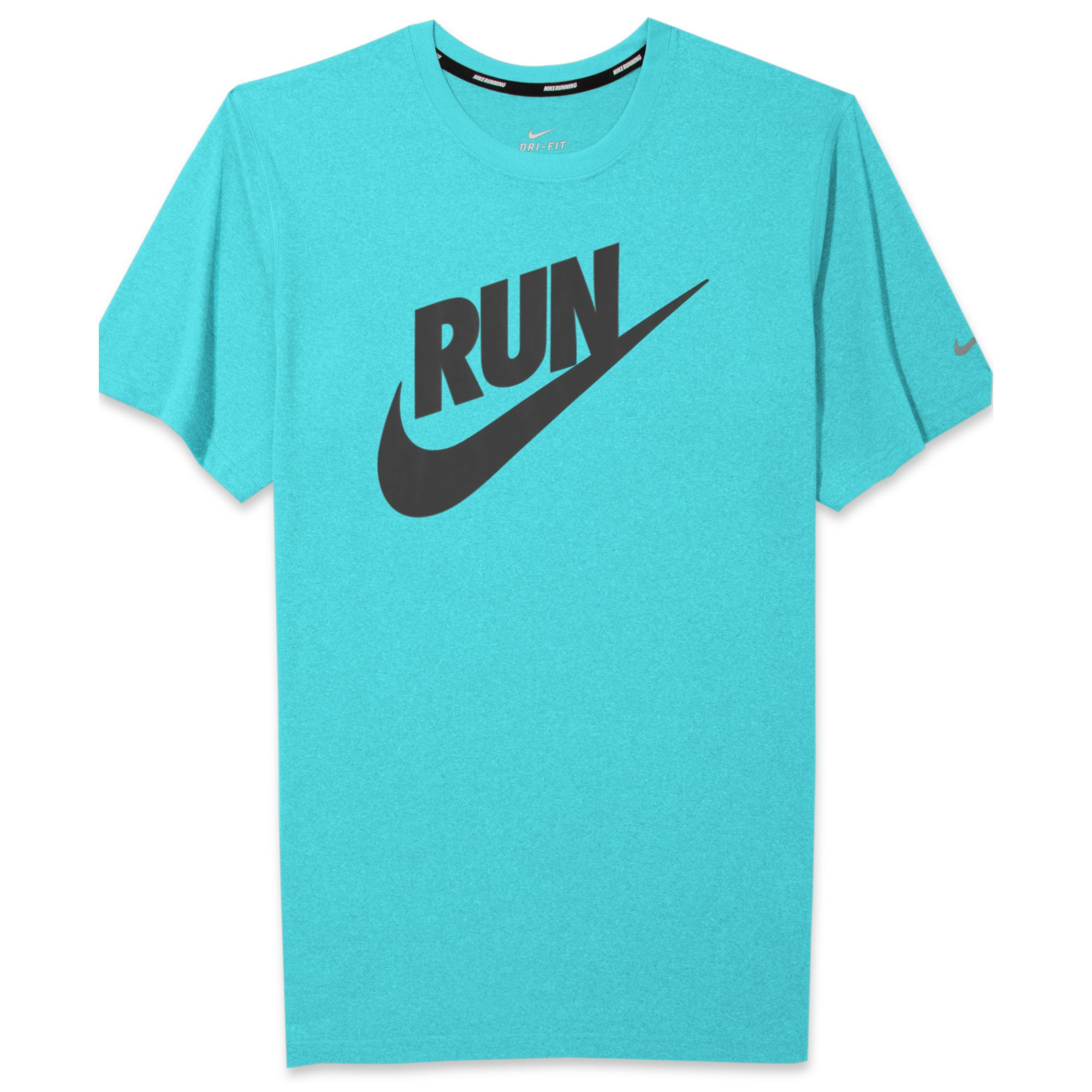 Lyst Nike Running Legend Tshirt In Blue For Men