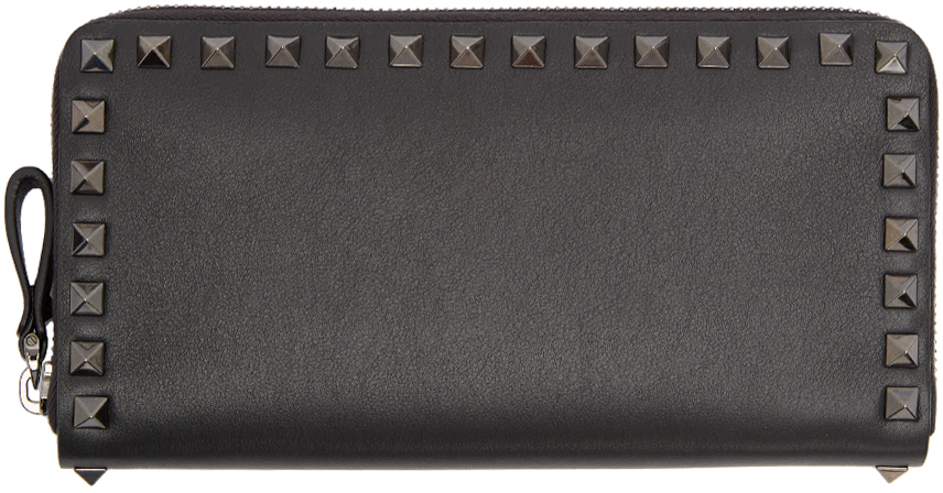 27a68233275f valentino-black-black-leather-studded-continental-wallet -product-0-333371594-normal.jpeg