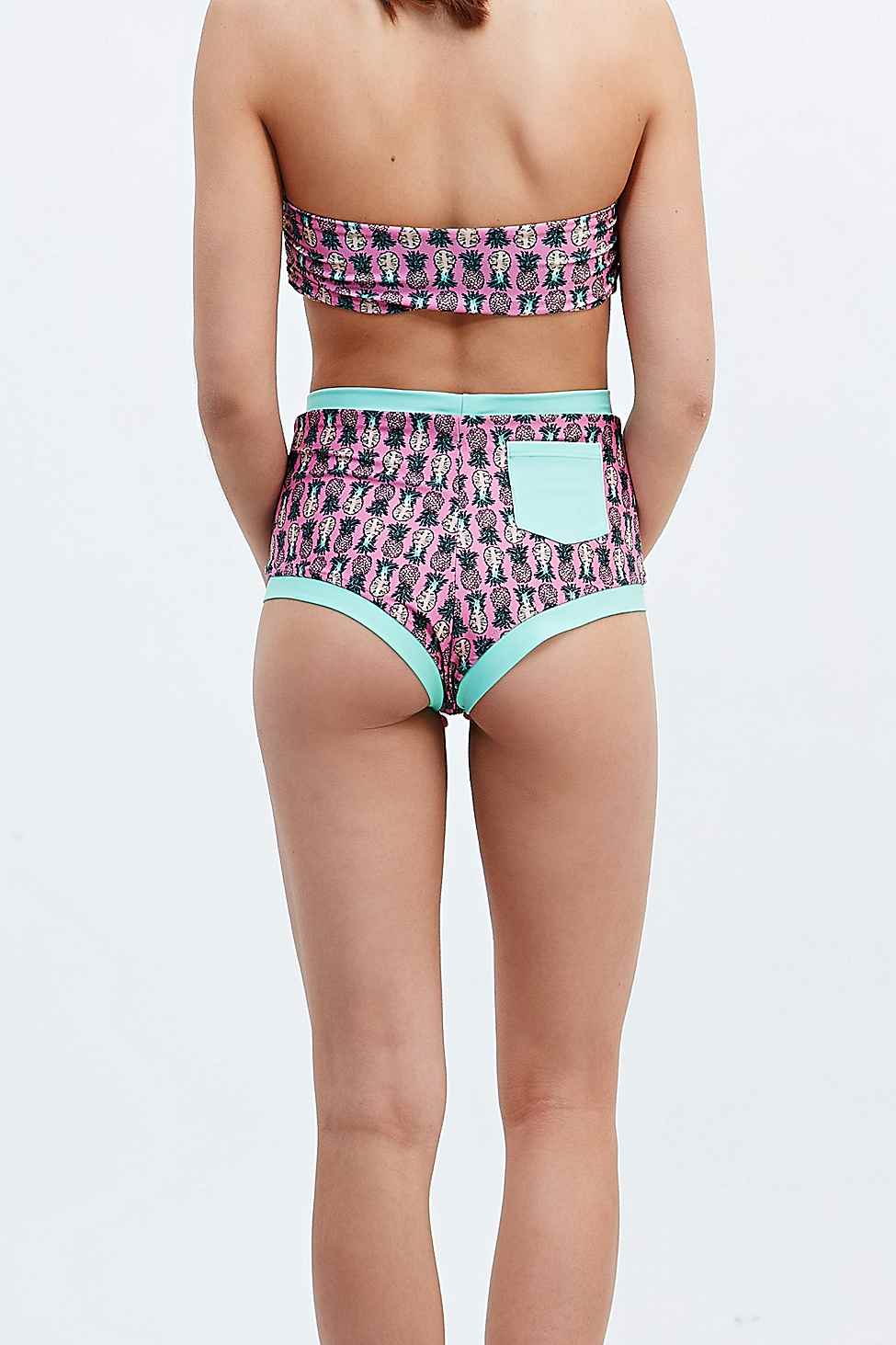 0d60a0530ca0c Gallery. Previously sold at: Urban Outfitters · Women's High Waisted Bikini  Bottoms