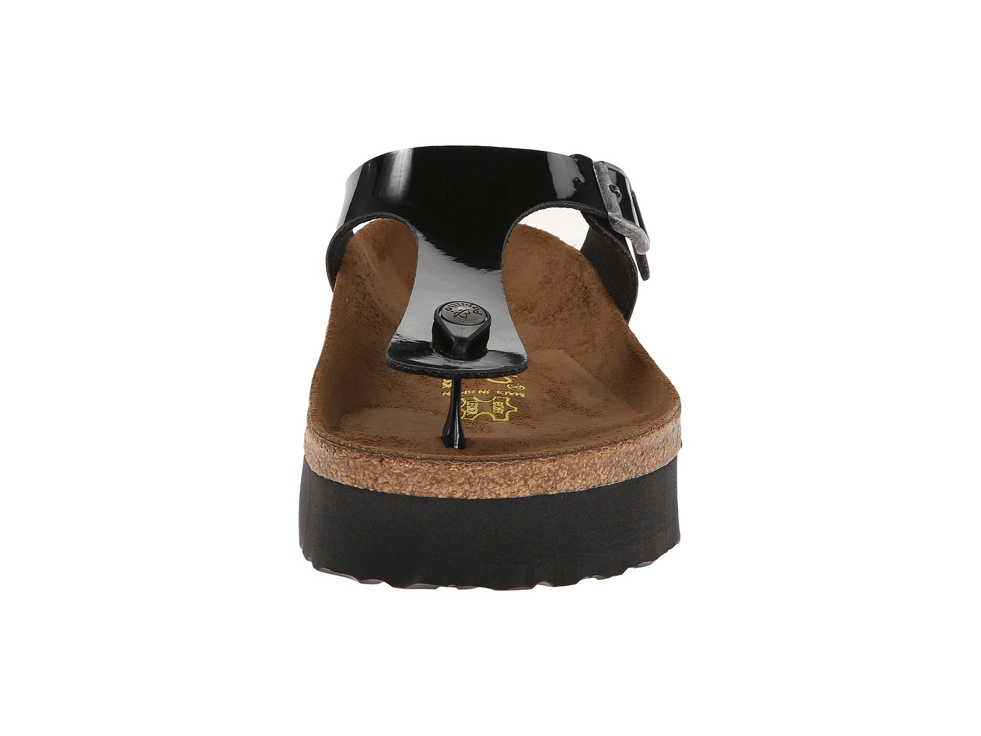 9c2d3c808021 Gallery. Previously sold at  Zappos · Women s Birkenstock Gizeh Women s  Burberry Hodgeson Women s Tie Up Sandals ...
