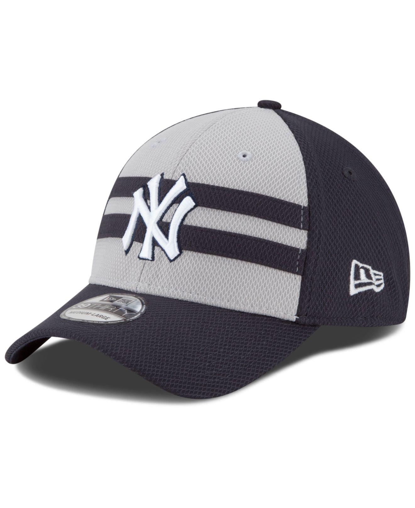 0fc68c657e6 Lyst - KTZ New York Yankees 2015 All Star Game 39thirty Cap in Blue ...