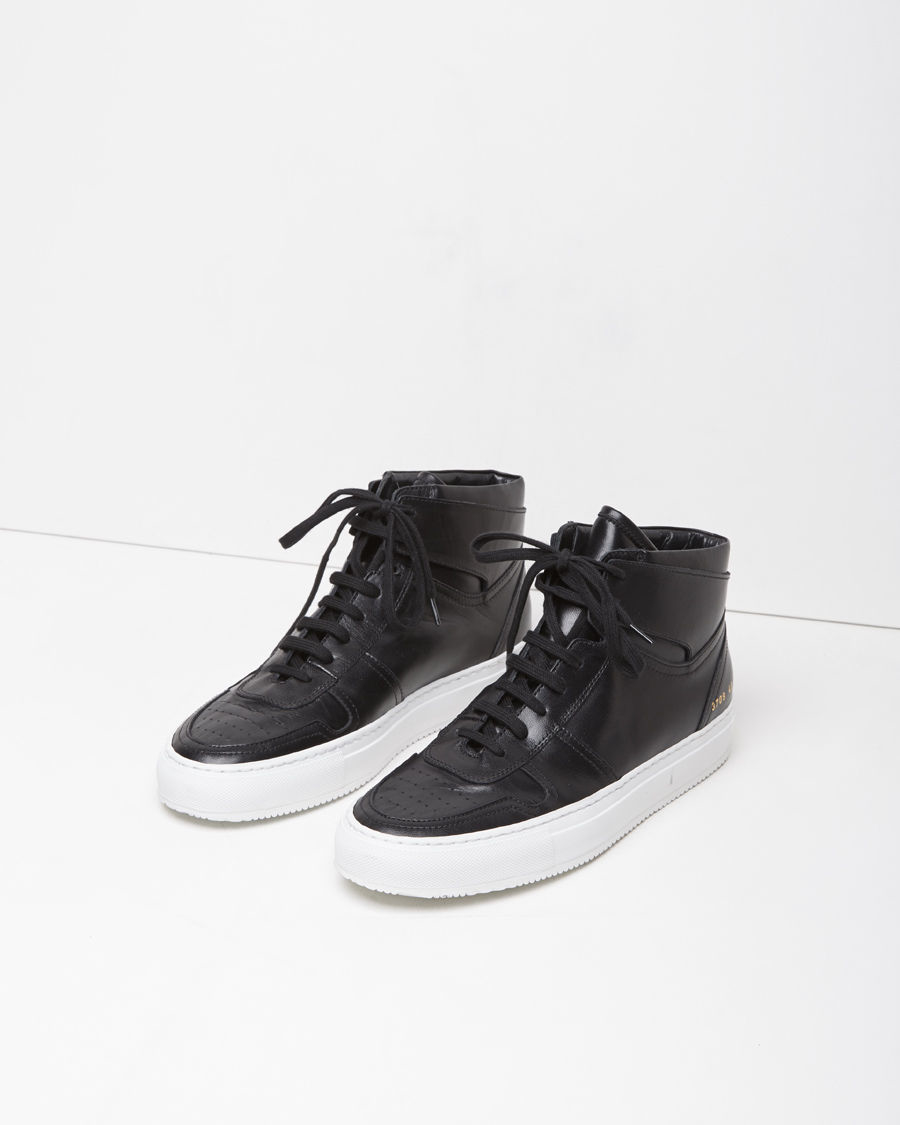 605948169ed Lyst - Common Projects Bball High-top Sneaker in Black for Men