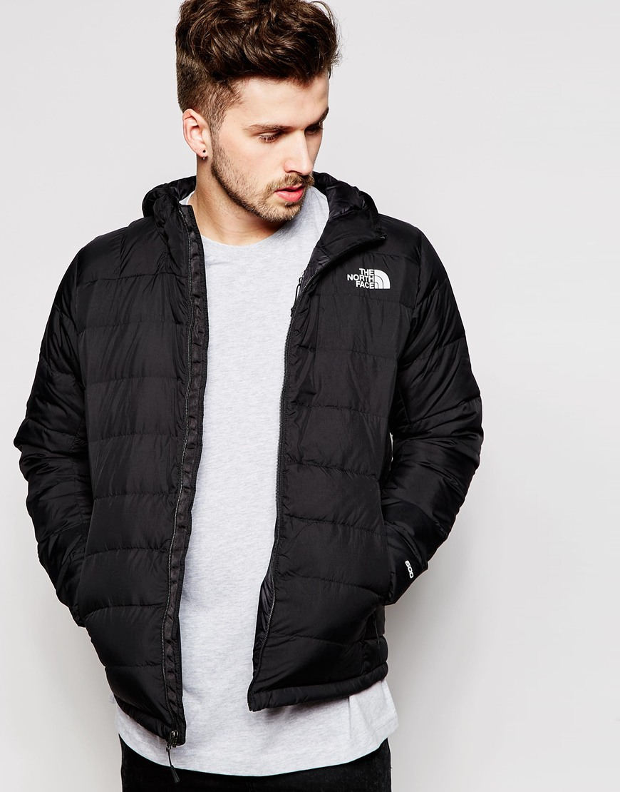 ... new zealand the north face jacket in black for men lyst fdad4 b8cb2 fa8bf97fe