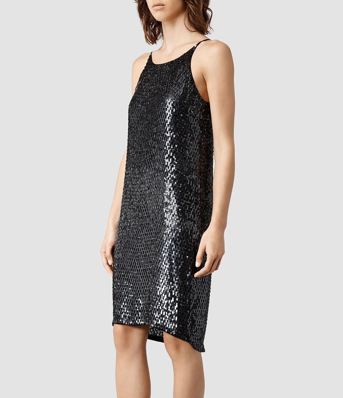 All Saints Gold Sequin Dress | Cocktail Dresses 2016