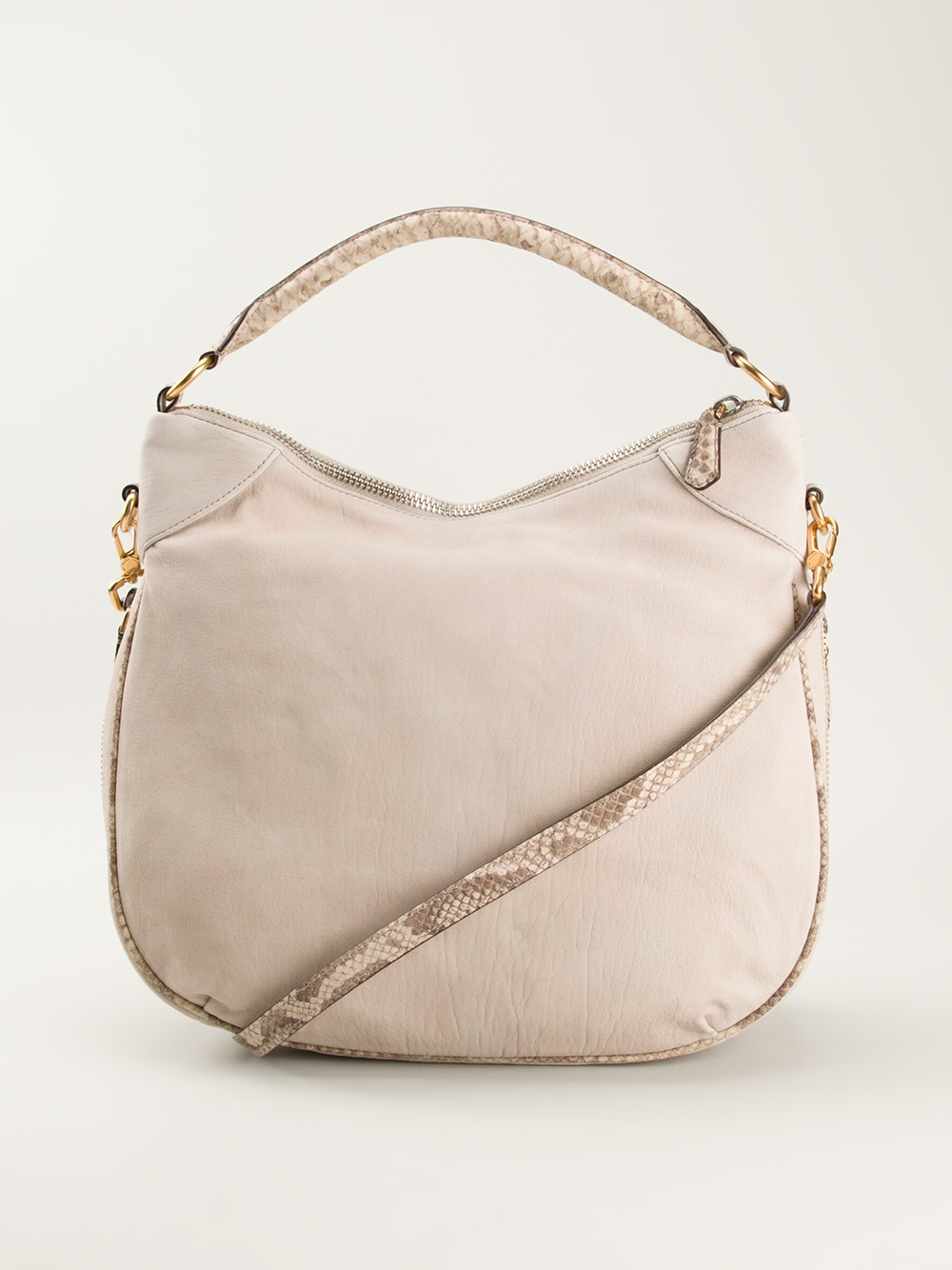 Marc by marc jacobs Washed Up Billy Hobo Bag in Pink | Lyst