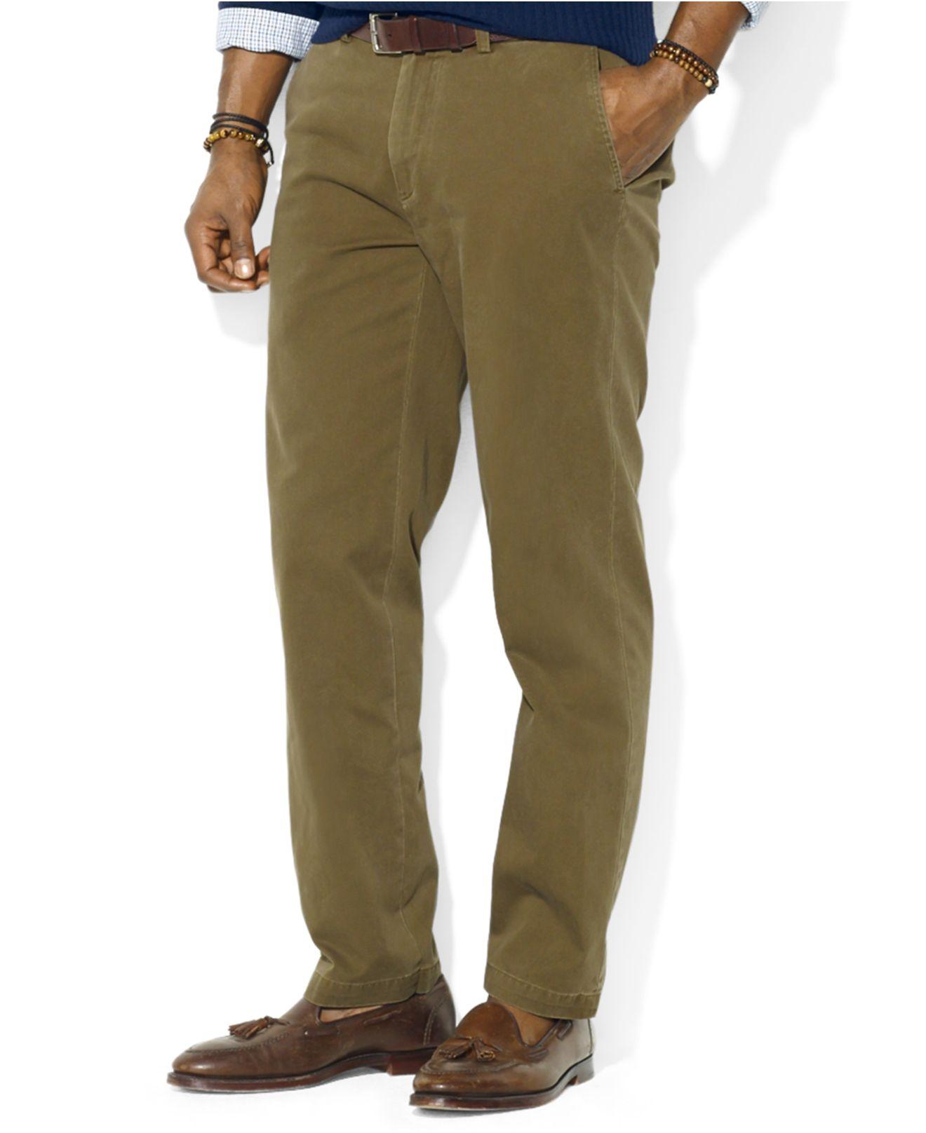 Ralph Lauren Green Seersucker Pants - Prism Contractors ...