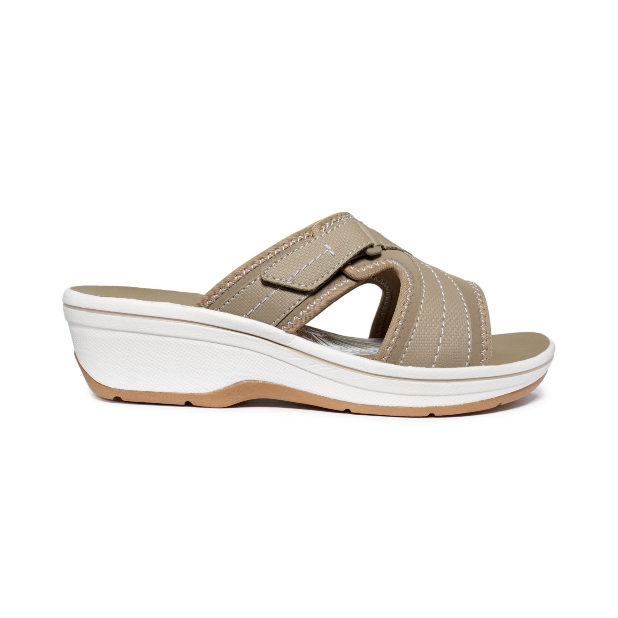 cf7a69f17b8c Lyst clarks daisy drift sandals in gray jpg 2000x2000 Drift clarks daisy  sandals