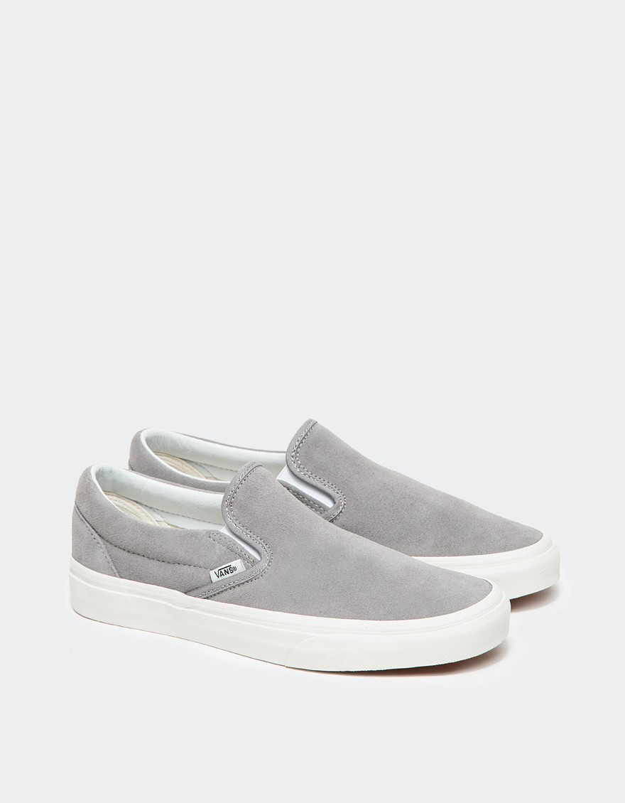 light grey vans