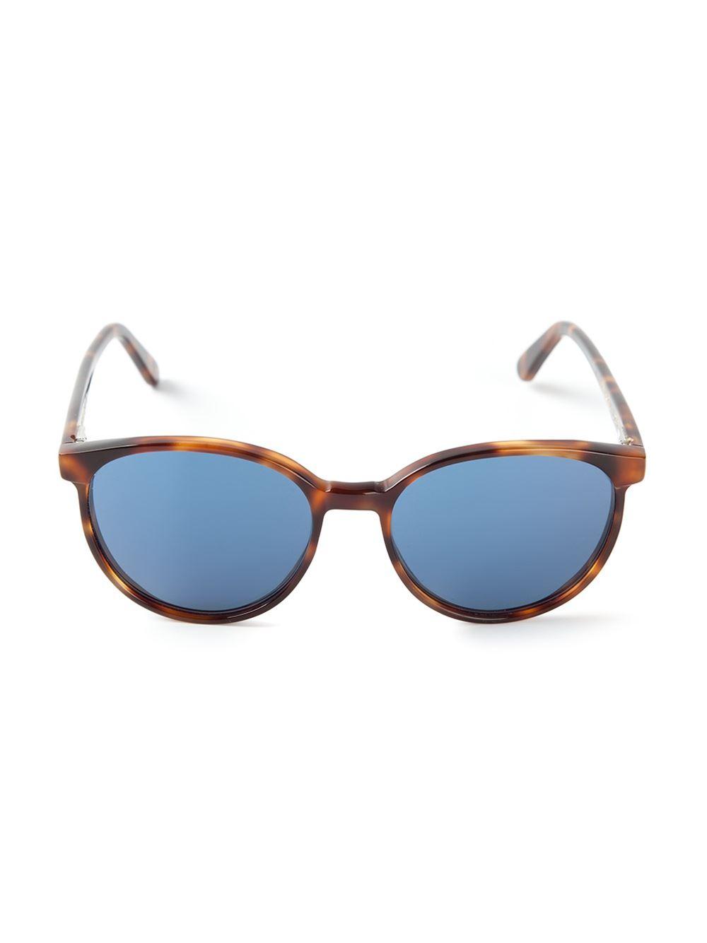 37a06731b28 Lgr Keren Sunglasses in Brown - Lyst