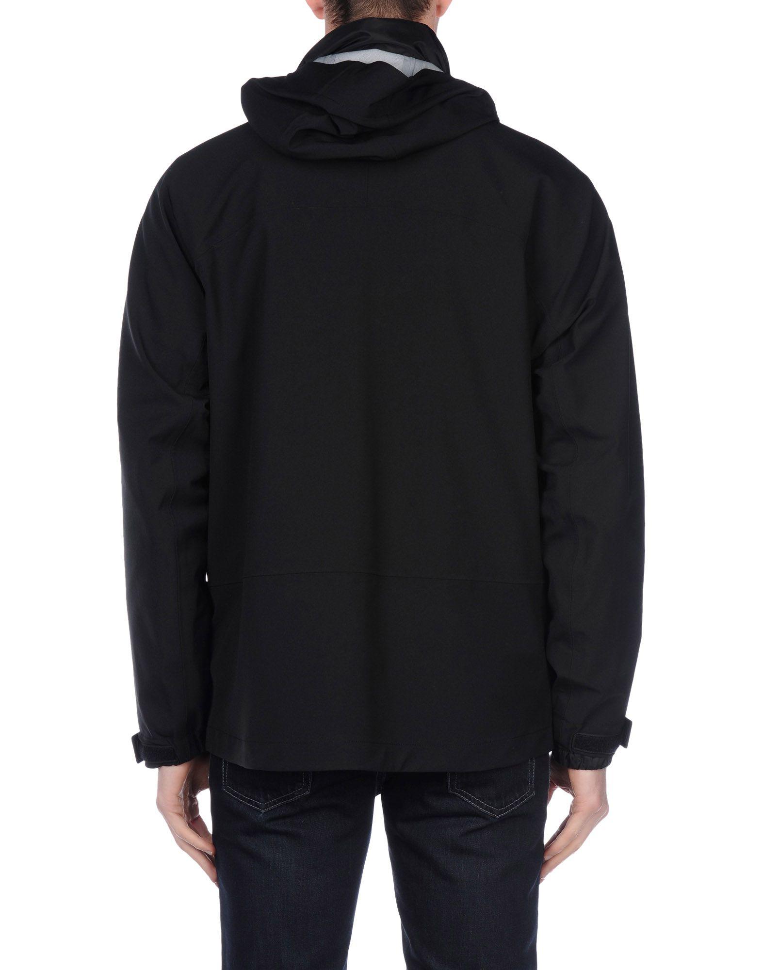 Prada Sport Jacket In Black For Men Lyst