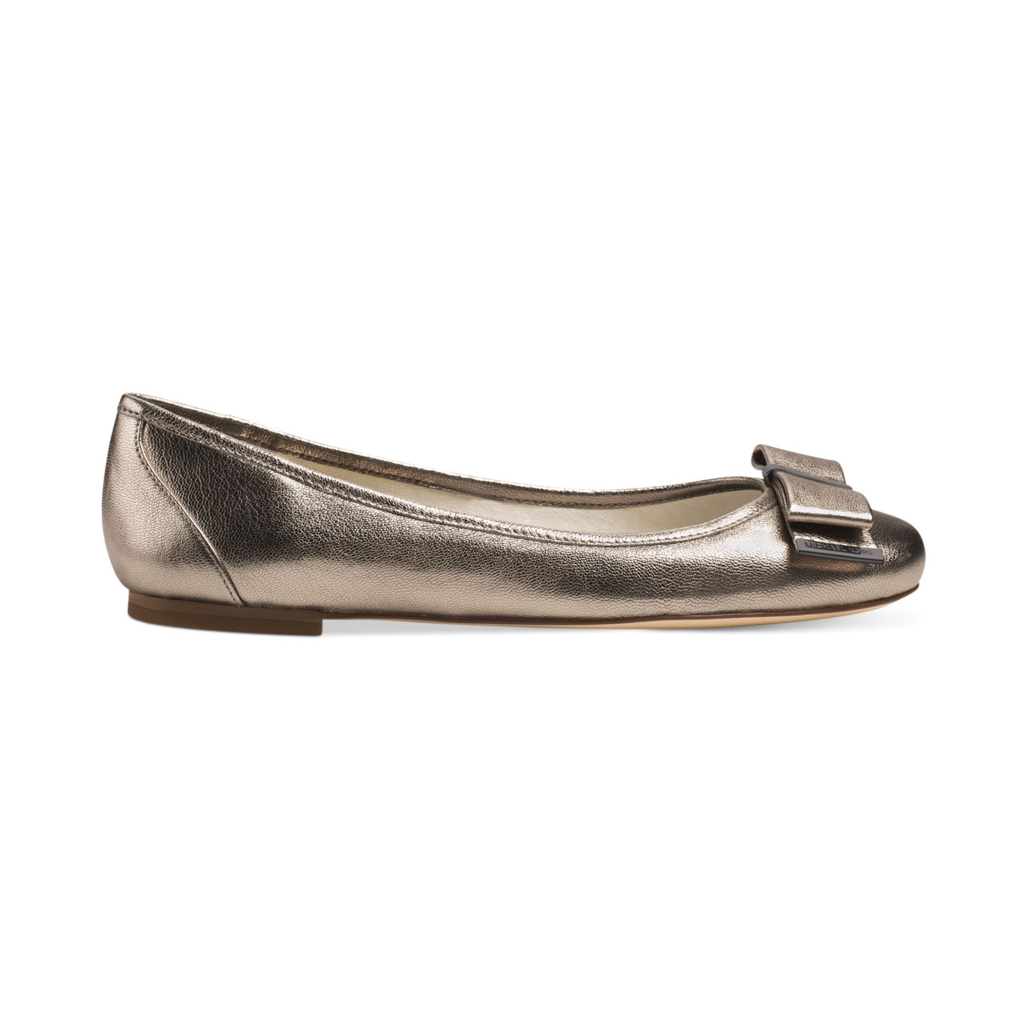 Michael Kors Flat Shoes Shopstyle