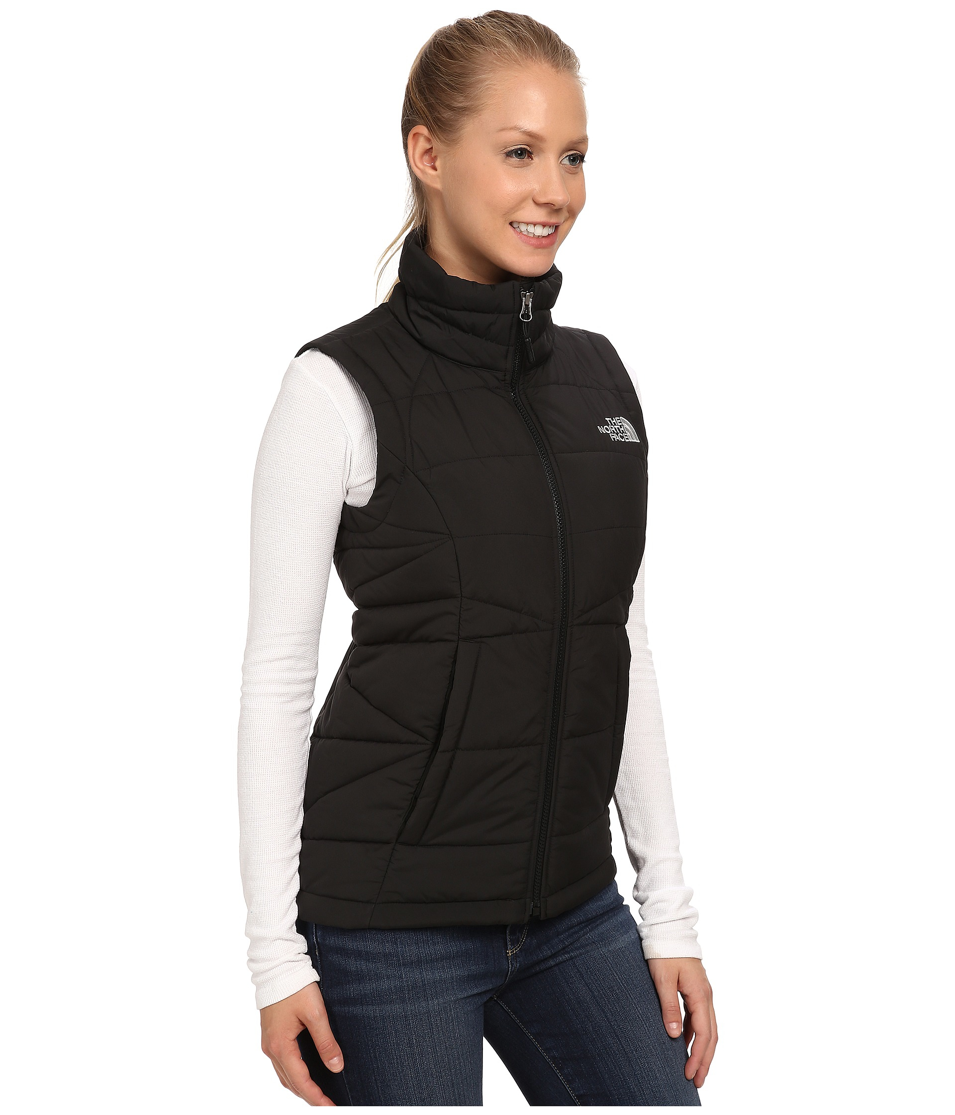 c707322e22 ... promo code for lyst the north face roamer vest in black bbe4a 4953a