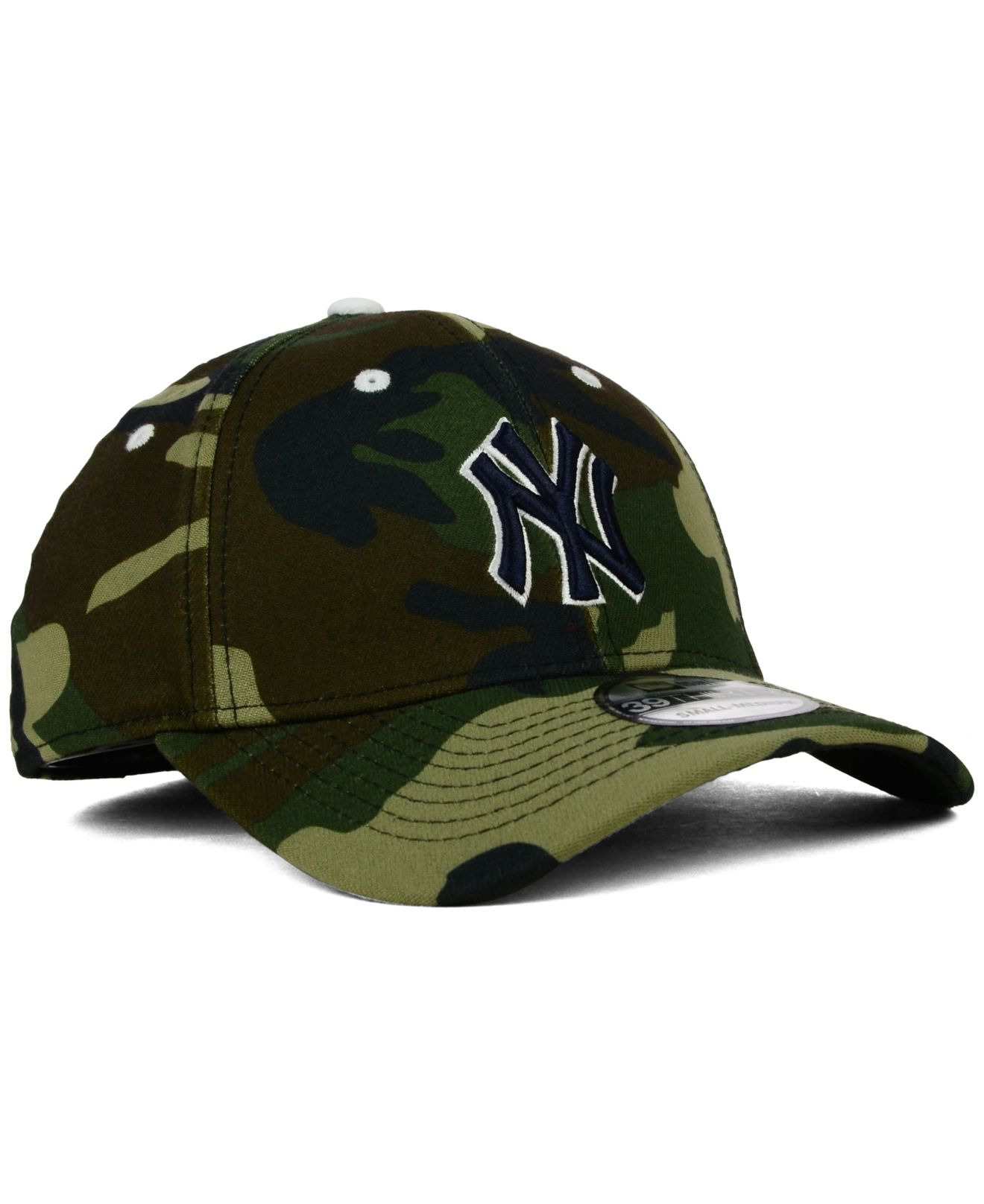f12e7d5442d ... spain lyst ktz new york yankees camo classic 39thirty cap in green for  men 7c42d f15ef ...