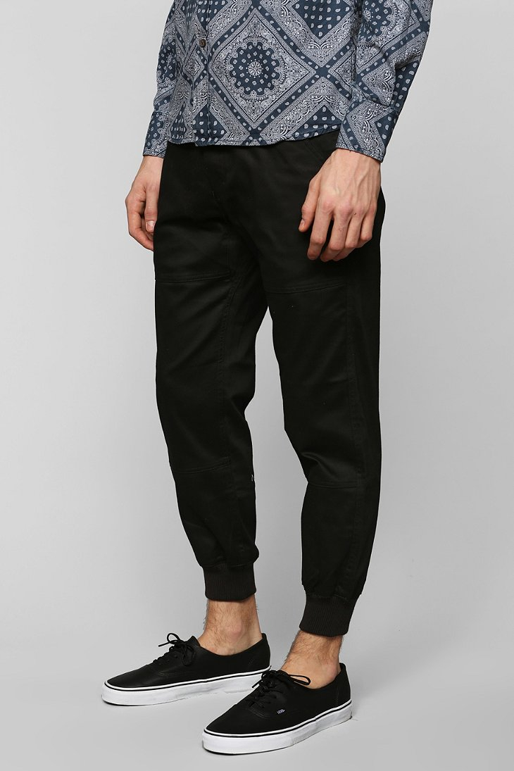 Timberland Legacy Jogger Pant In Black For Men