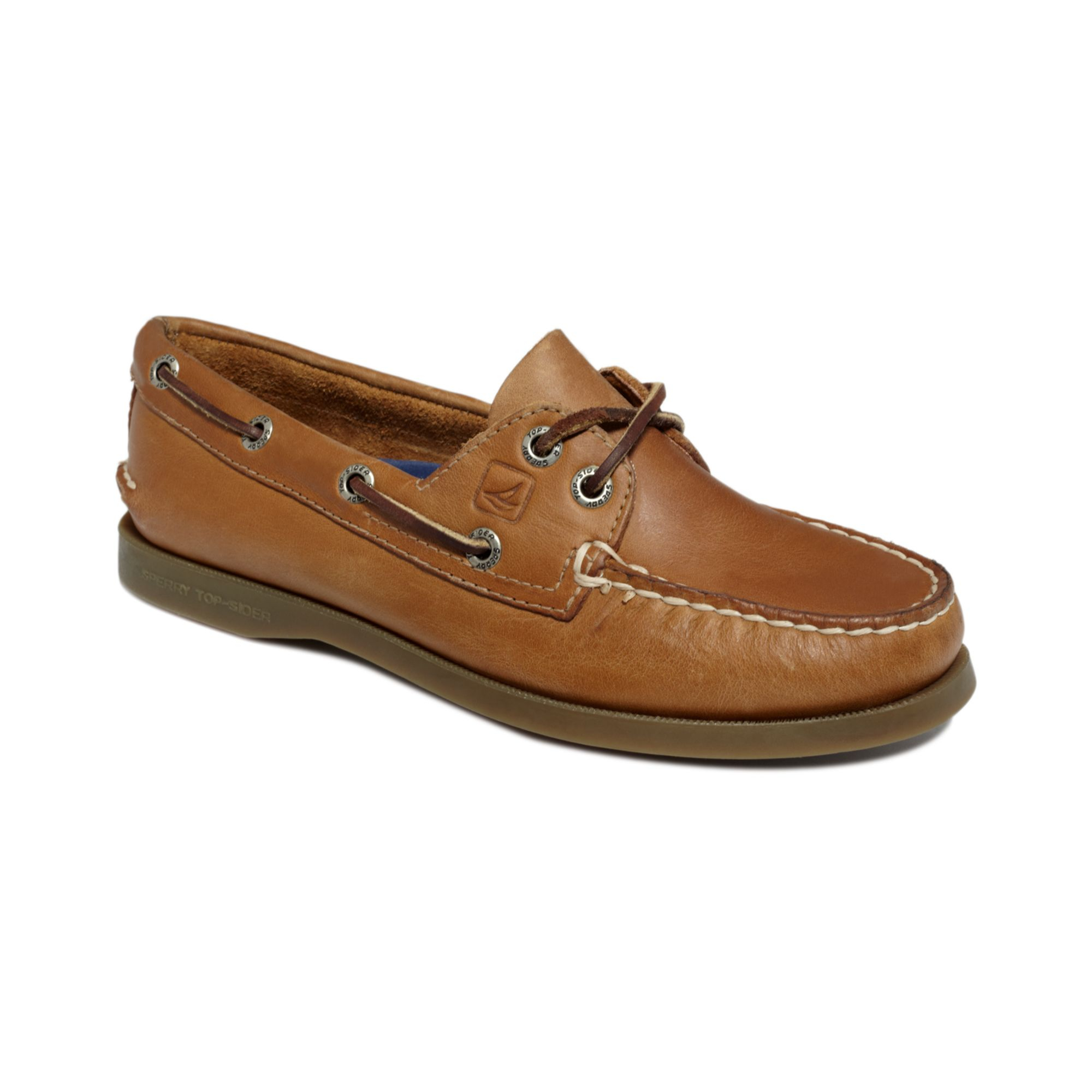 Sperry top-sider A/o Boat Shoes in Brown | Lyst