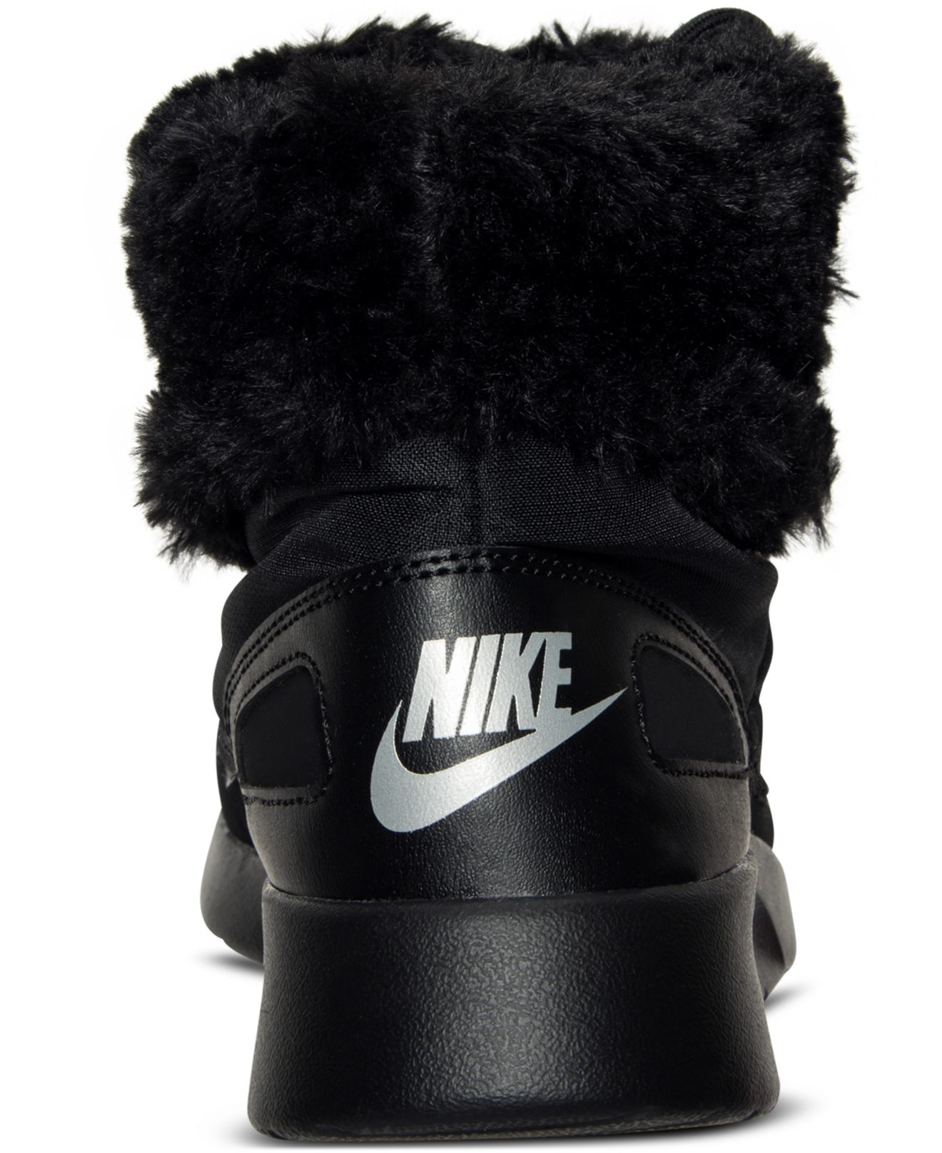 7f4c39011105 Lyst - Nike Women s Kaishi Winter High Sneakerboots From Finish Line ...
