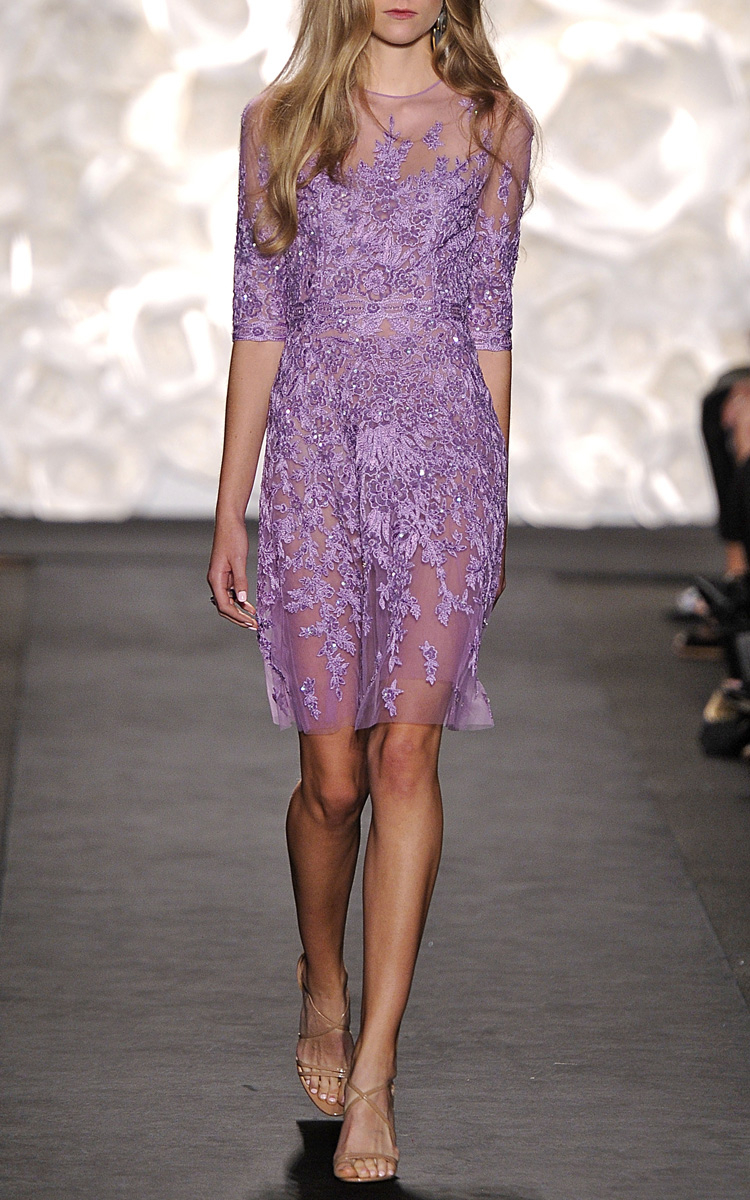 Naeem khan cocktail dress