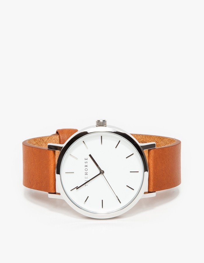 need supply co silver band in brown lyst