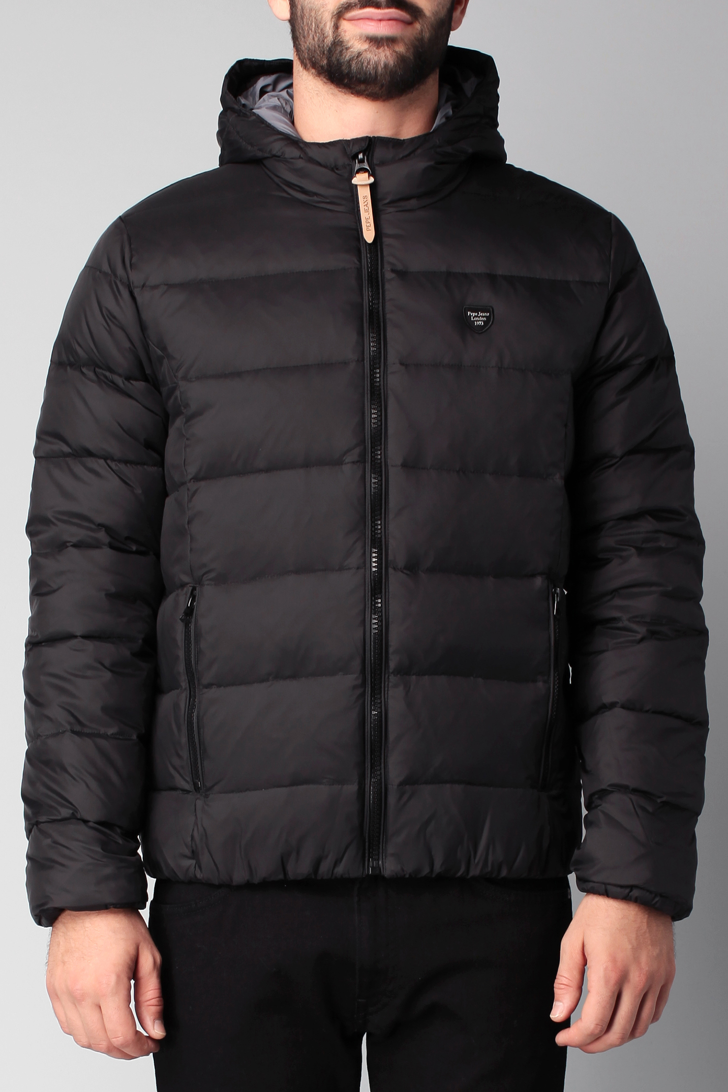 Marc New York Men S Iridescent Nylon Down Filled Quilted Jacket 118