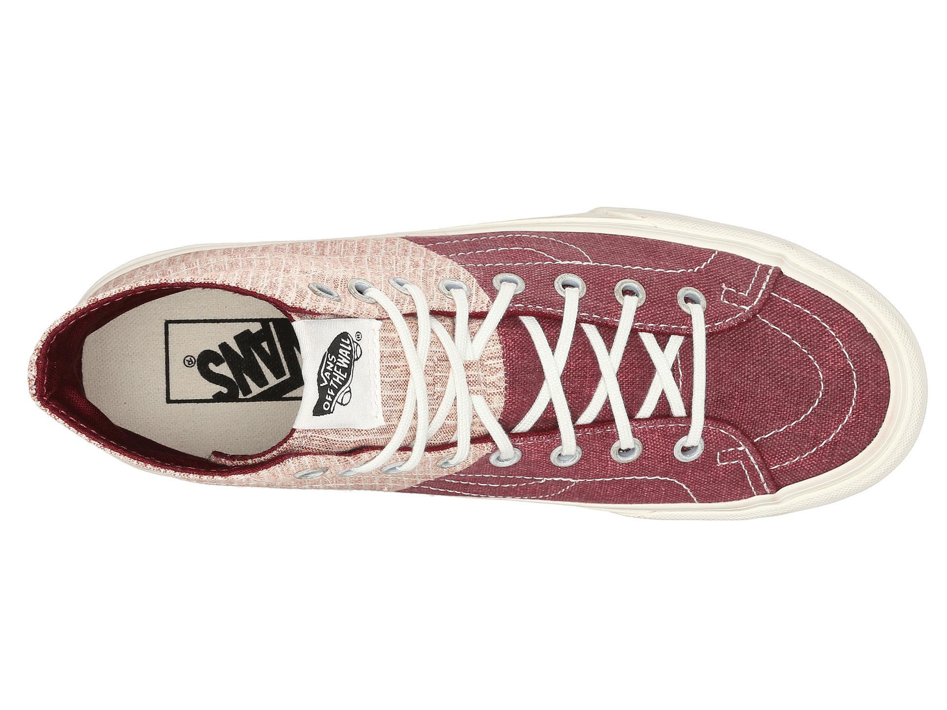 48844664ba Lyst - Vans Sk8-hi Decon Spt in Pink