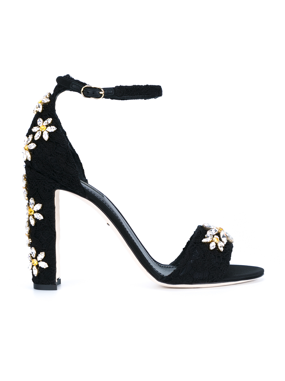 Dolce & Gabbana embellished open-toe sandals outlet many kinds of clearance for nice clearance latest collections 5JZASV