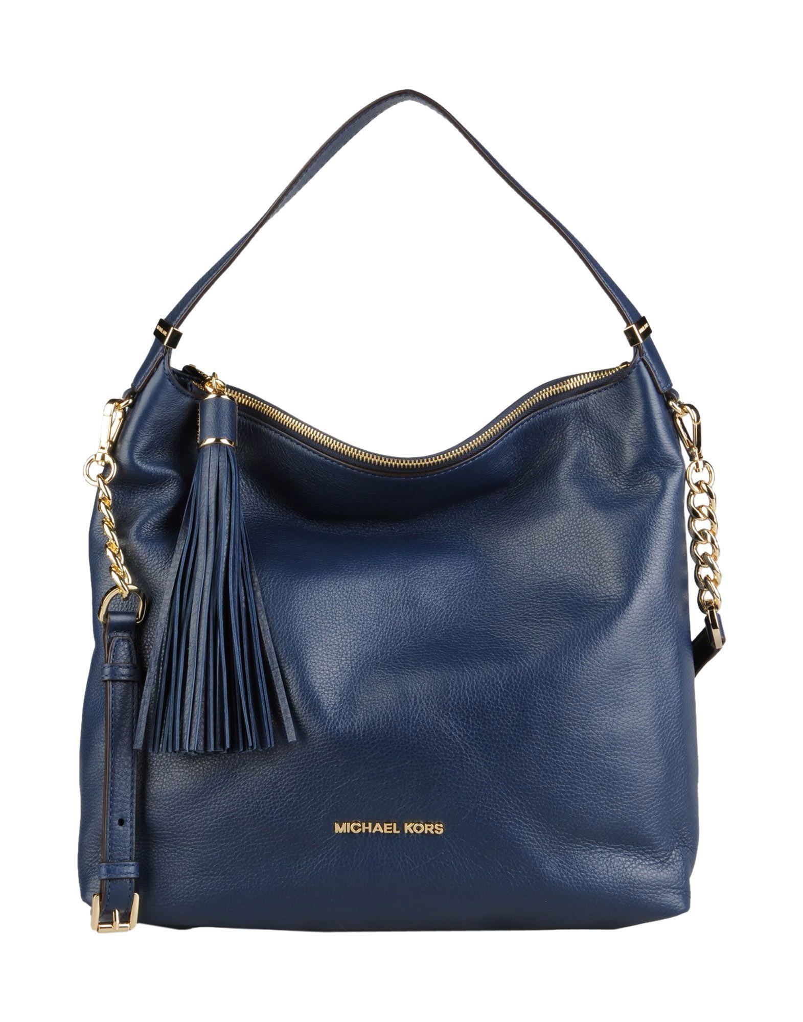 Michael Michael Kors Handbag in Blue