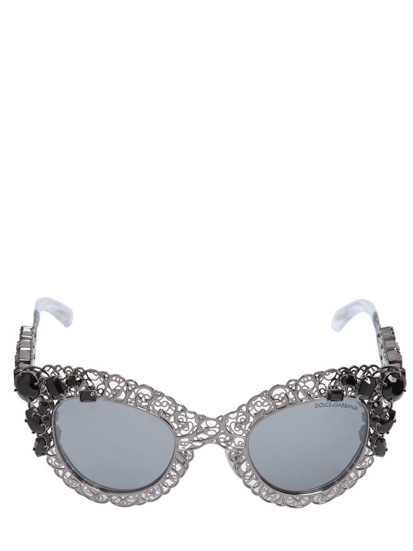 775fc5780ff Dolce   Gabbana – Limited-edition Swarovski Sunglasses