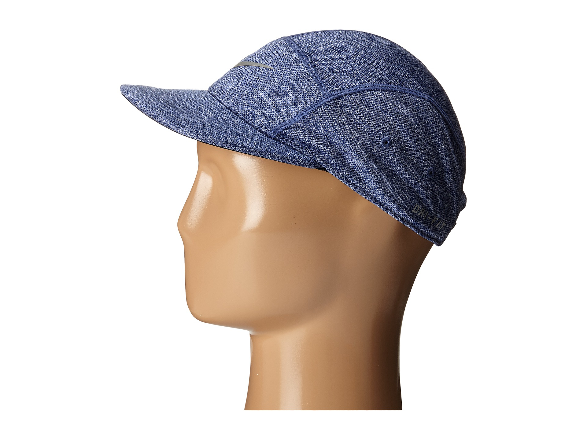 f9bbe66f000bc ... netherlands lyst nike run dri fit knit aw84 hat in blue for men 4751e  bffcf
