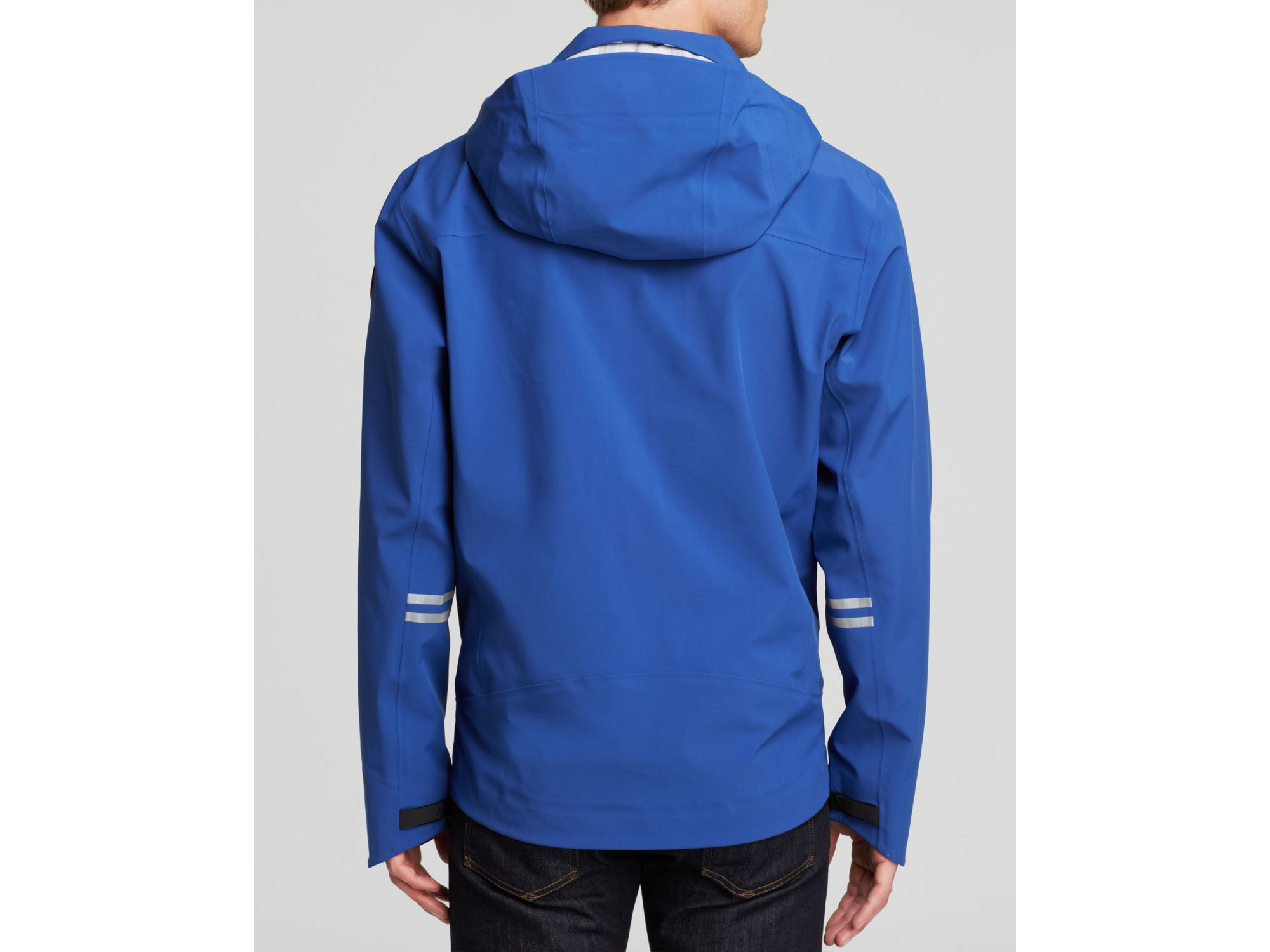 Canada Goose toronto online official - Canada goose Ridge Shell Jacket in Blue for Men (Pacific Blue/Mid ...