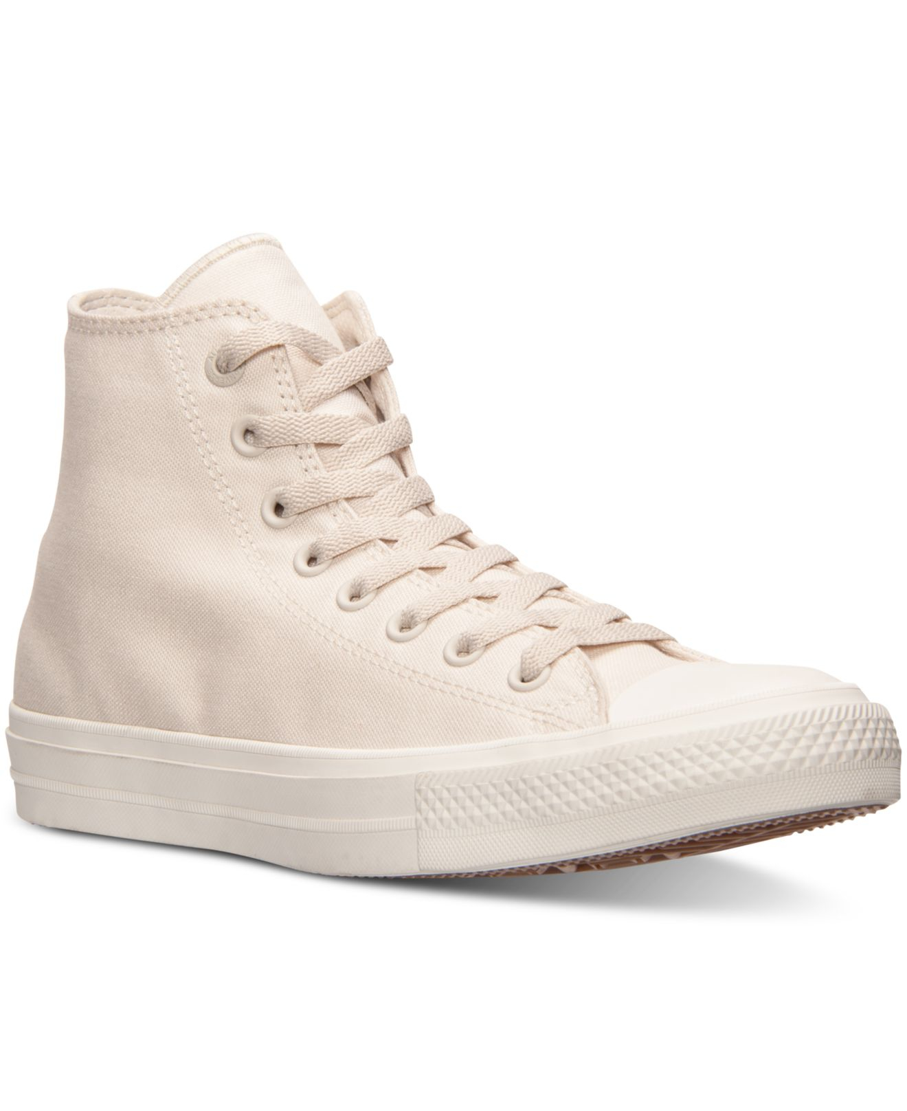 62092048c0f8 Lyst - Converse Men s Chuck Taylor All Star Ii Hi Mono Casual ...