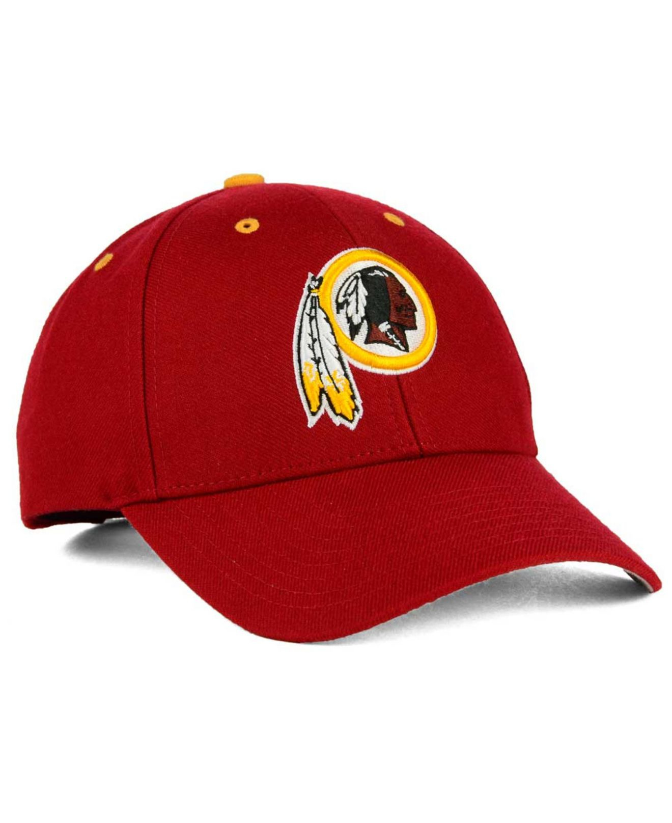 detailed pictures 16902 9c052 Lyst - 47 Brand Washington Redskins Audible Mvp Cap in Red for Men
