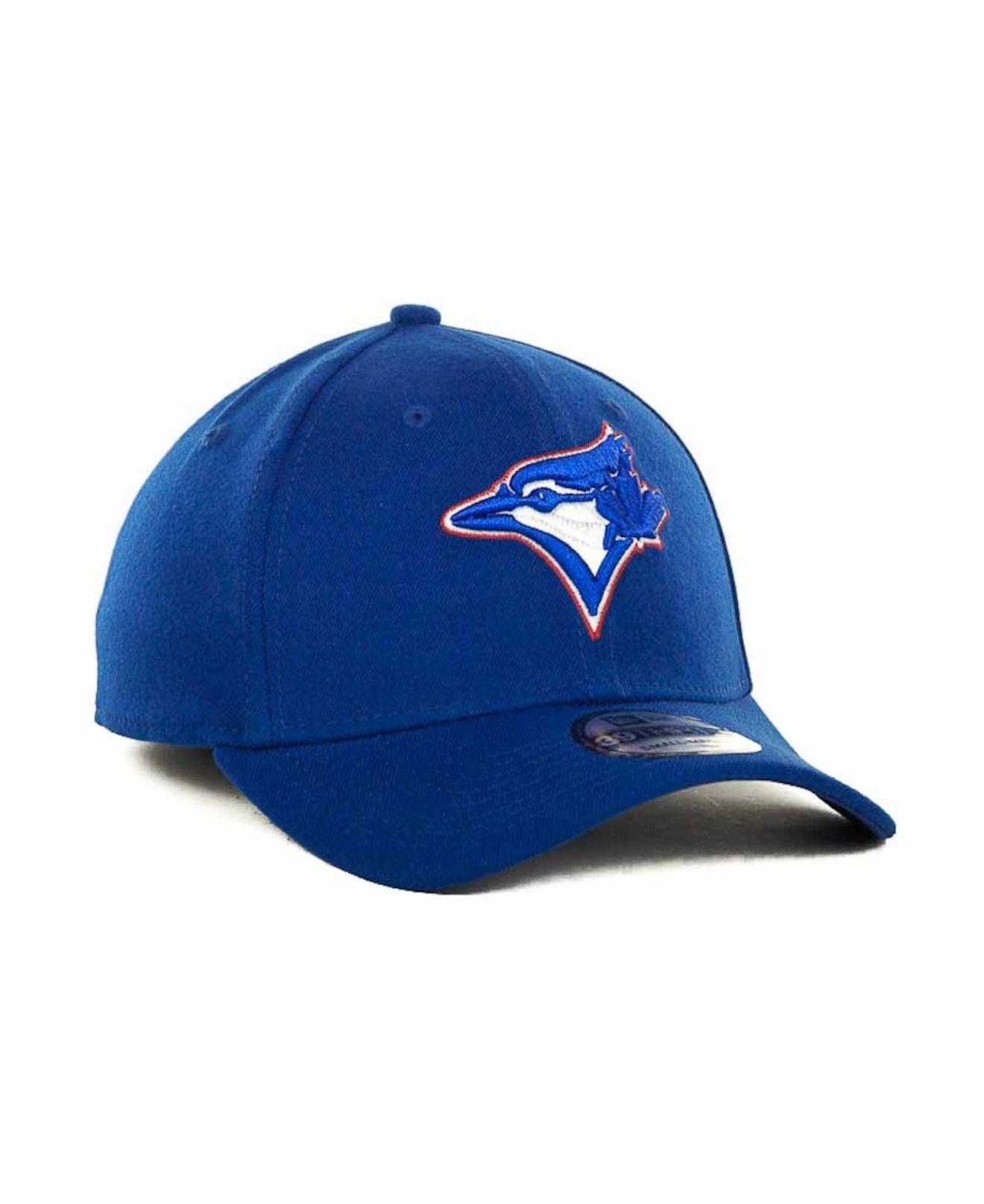Ktz Toronto Blue Jays Team Color Tonal Ace 39thirty Cap In