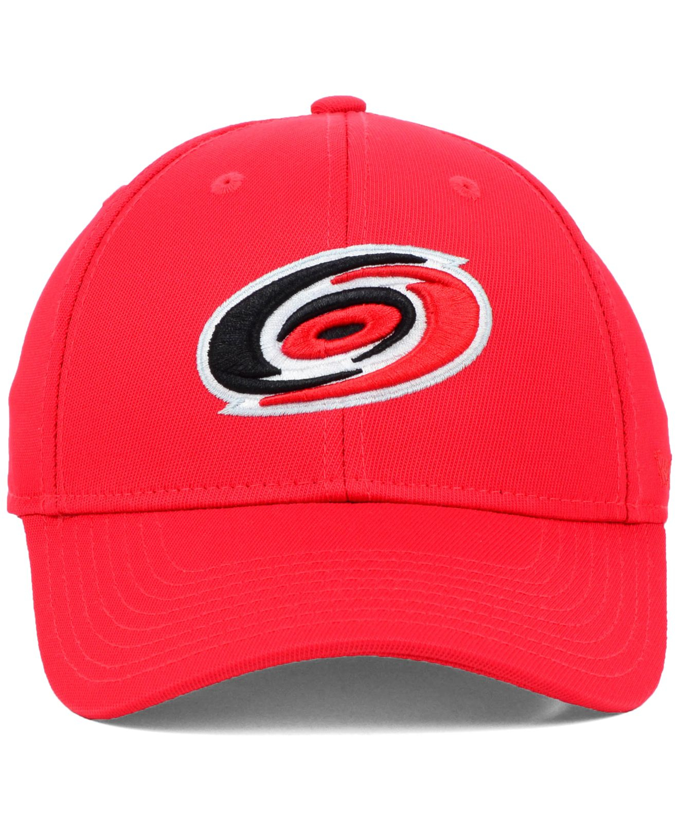 f96b0c08e77 Lyst - Reebok Carolina Hurricanes Nhl Hat Trick 2.0 Cap in Red for Men