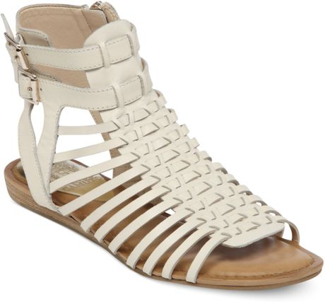 eb6b4b0f74b8 Vince Camuto Kensil Gladiator Sandals ~ Knee High Sandals