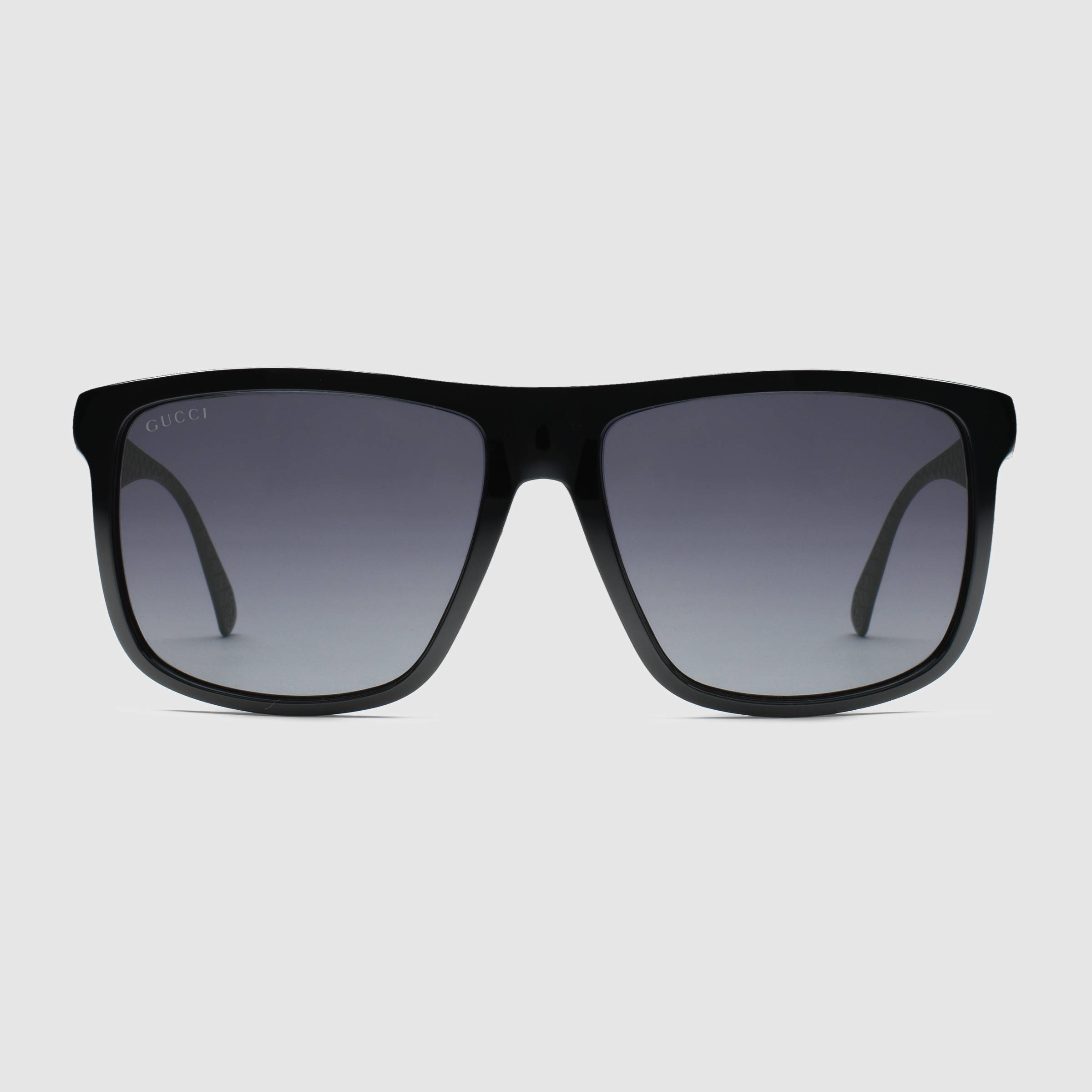 Gucci Square-frame Aluminum And Injected Sunglasses in ...