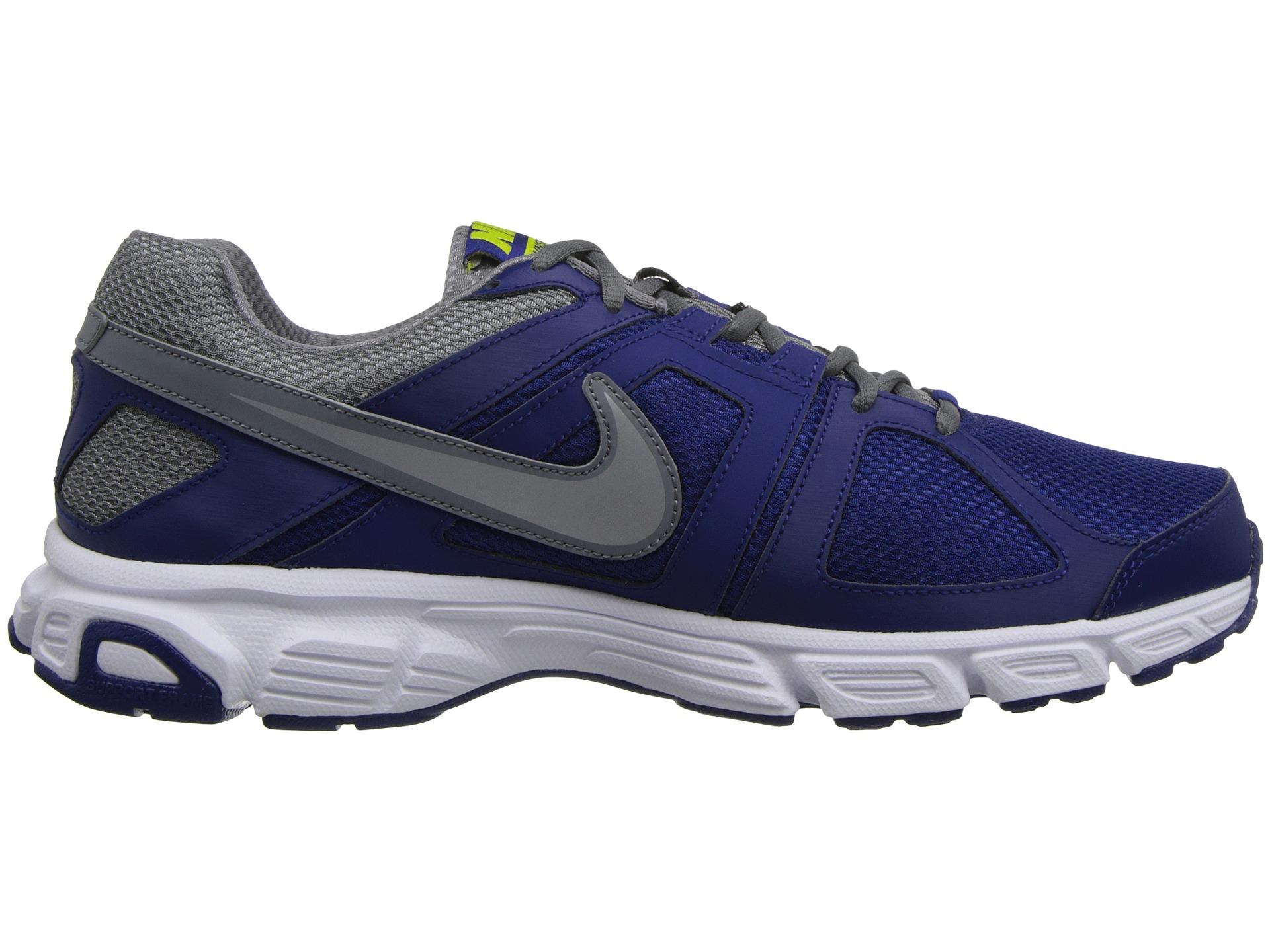 Lyst - Nike Downshifter 5 in Blue for Men c76953b227df