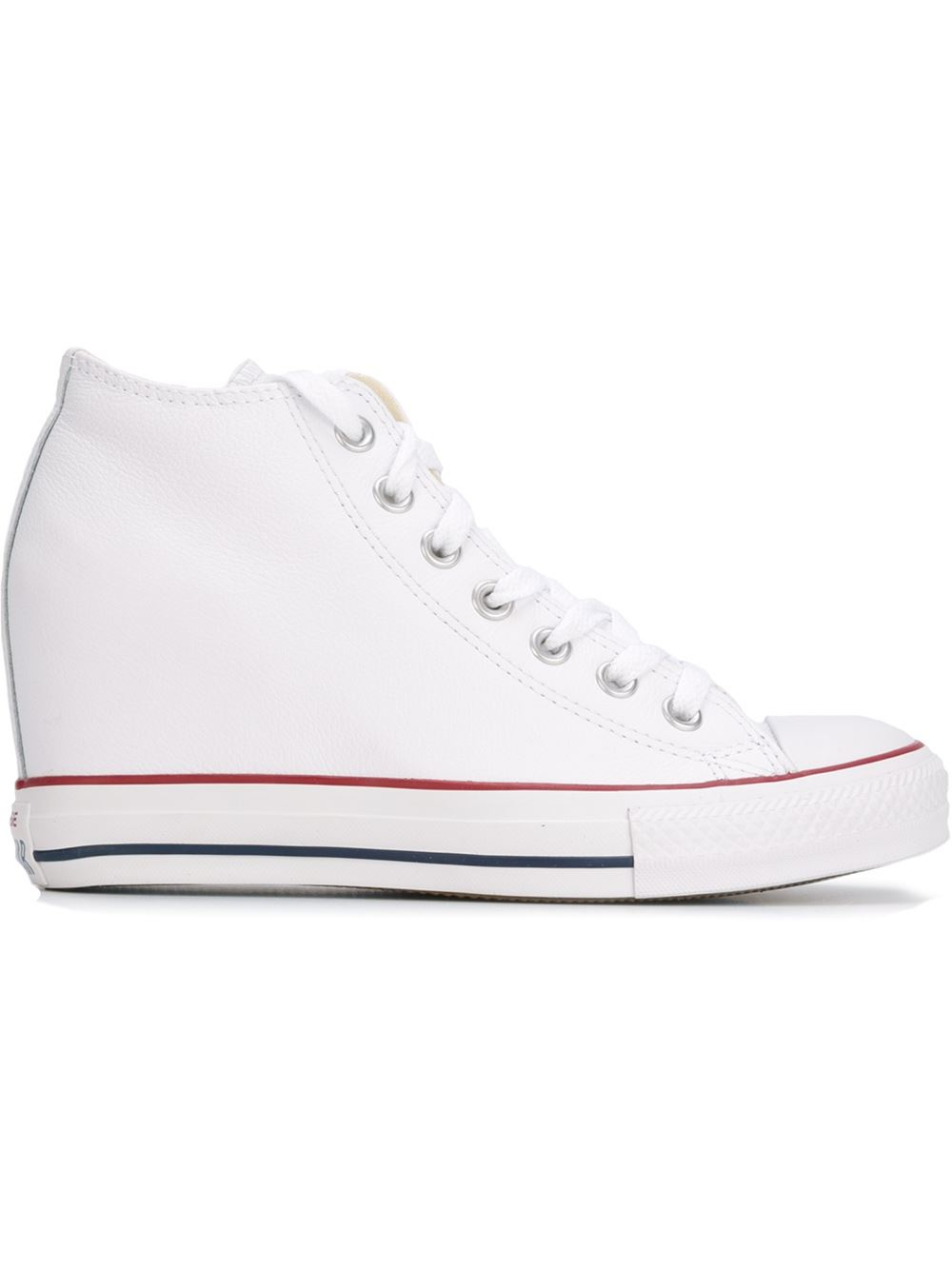 190395abedf Gallery. Previously sold at  Farfetch · Women s Wedge Sneakers Women s  Converse Chuck Taylor ...