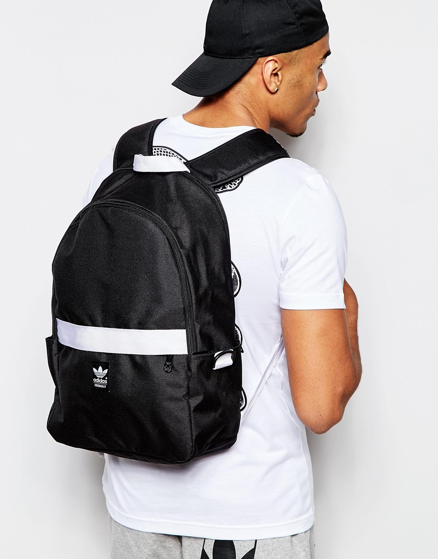 832c20273a4 Lyst - adidas Originals Backpack Ab2674 in Black for Men