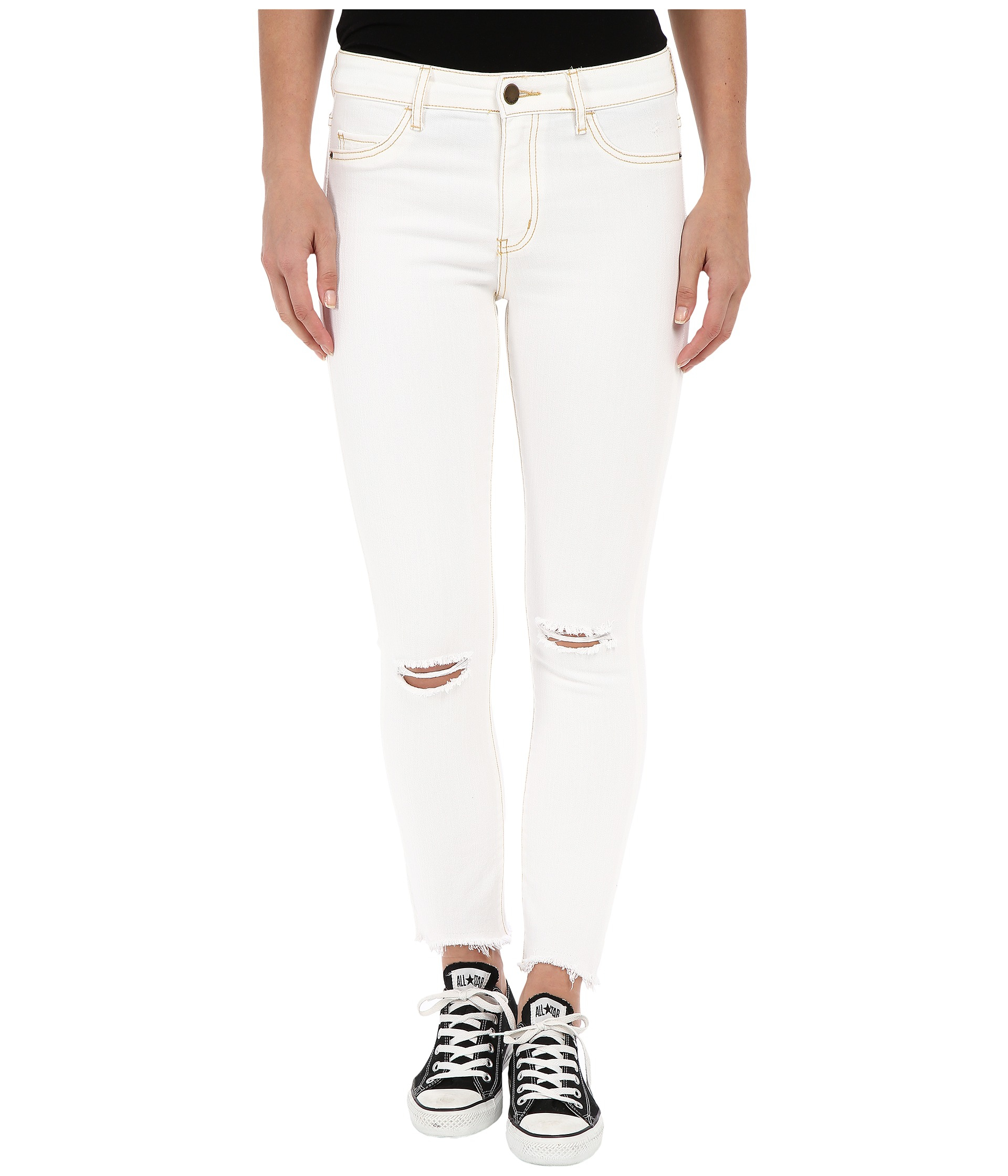 f13646825f747 Gallery. Previously sold at: Zappos · Women's Raw Edged Denim