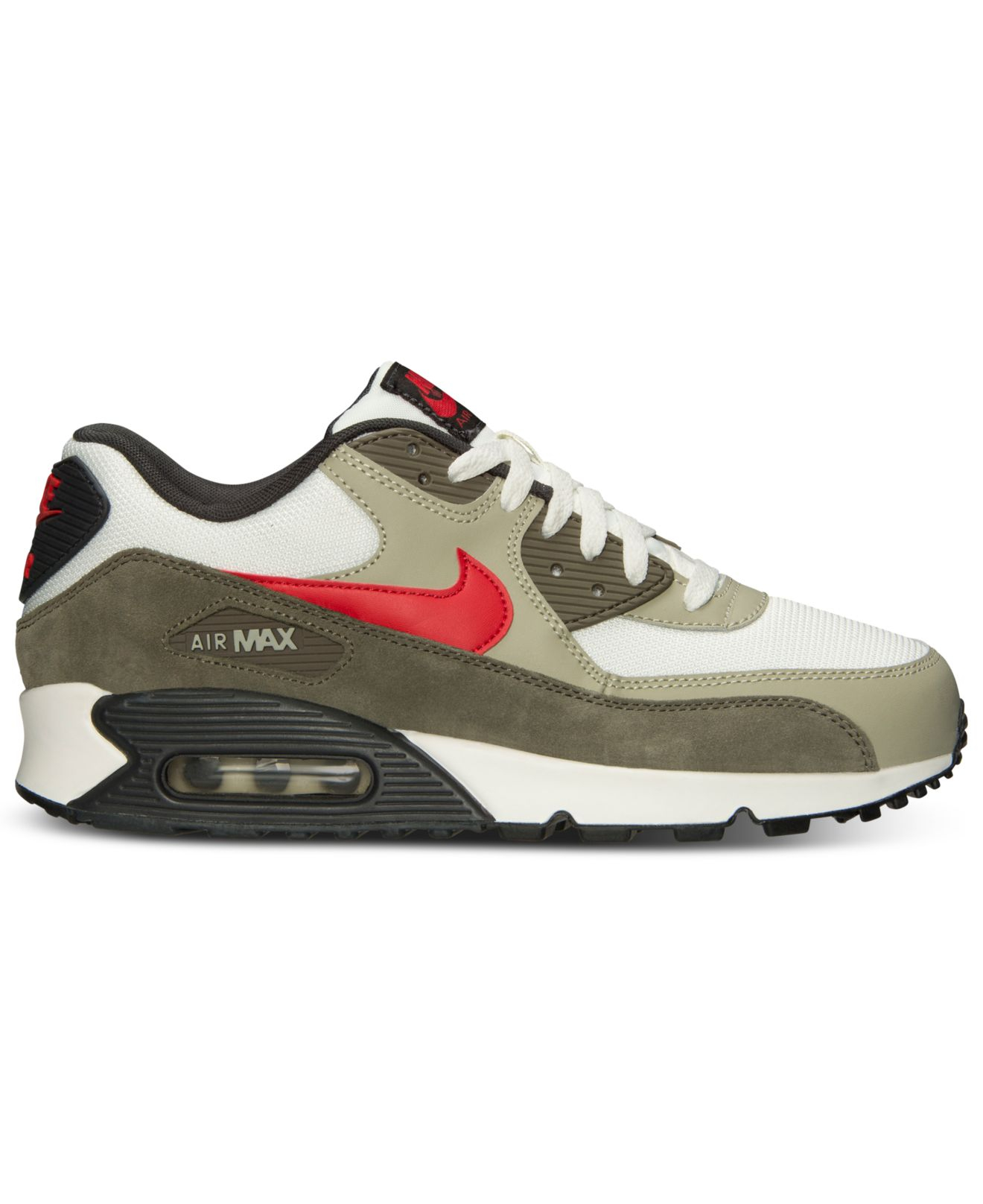 Lyst - Nike Men s Air Max 90 Essential Running Sneakers From Finish ... 44ce74814799