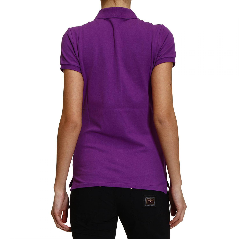 ralph lauren polo ralph lauren violet eu 9500 t shirt polo 5 buttons. Black Bedroom Furniture Sets. Home Design Ideas