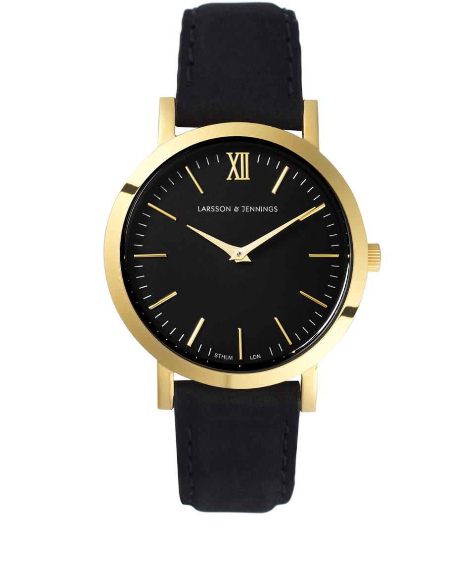 Larsson & jennings 'liten' Watch in Black