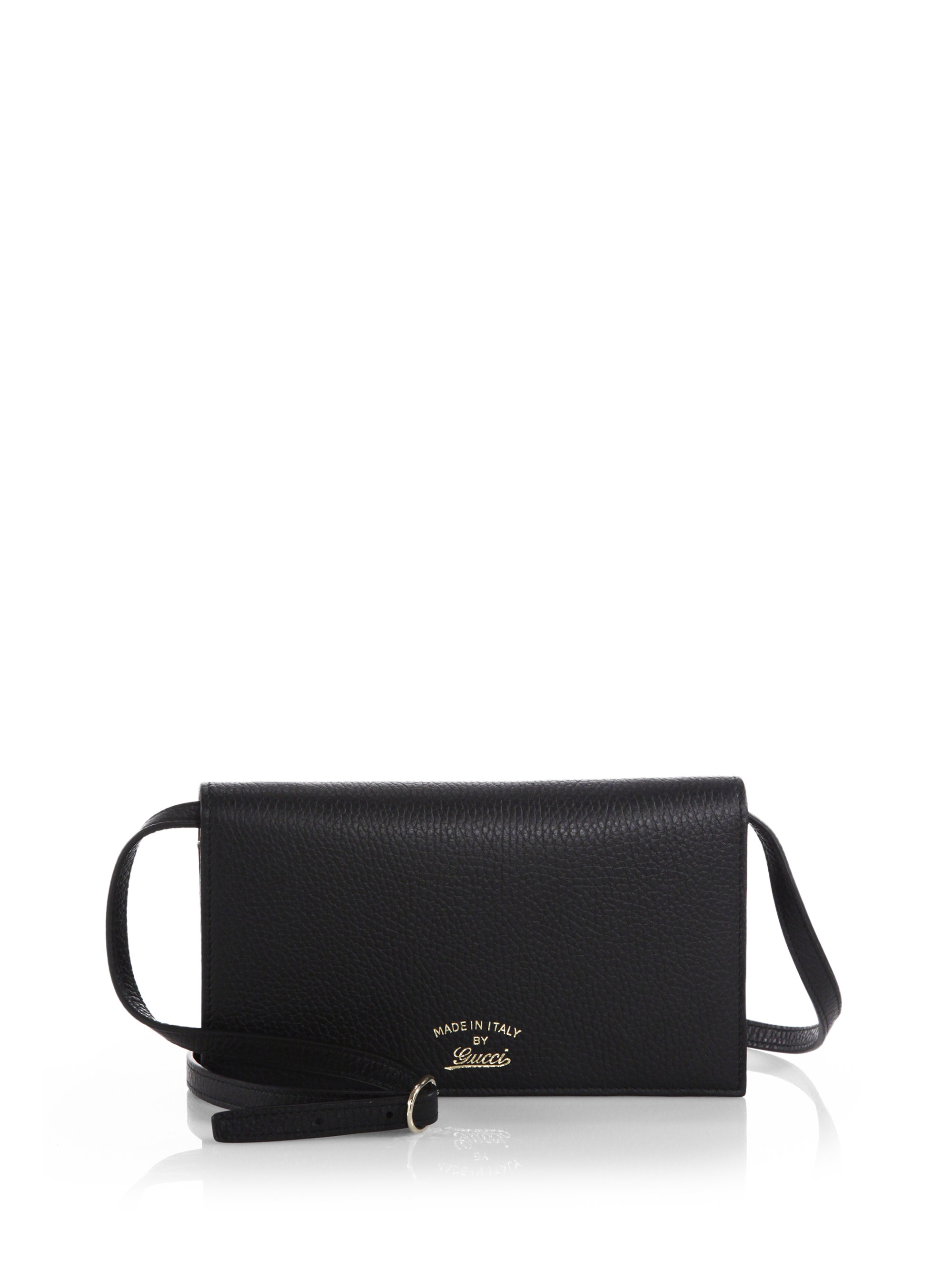 2670d455f51719 Gucci Swing Leather Wallet With Strap Review | Stanford Center for ...