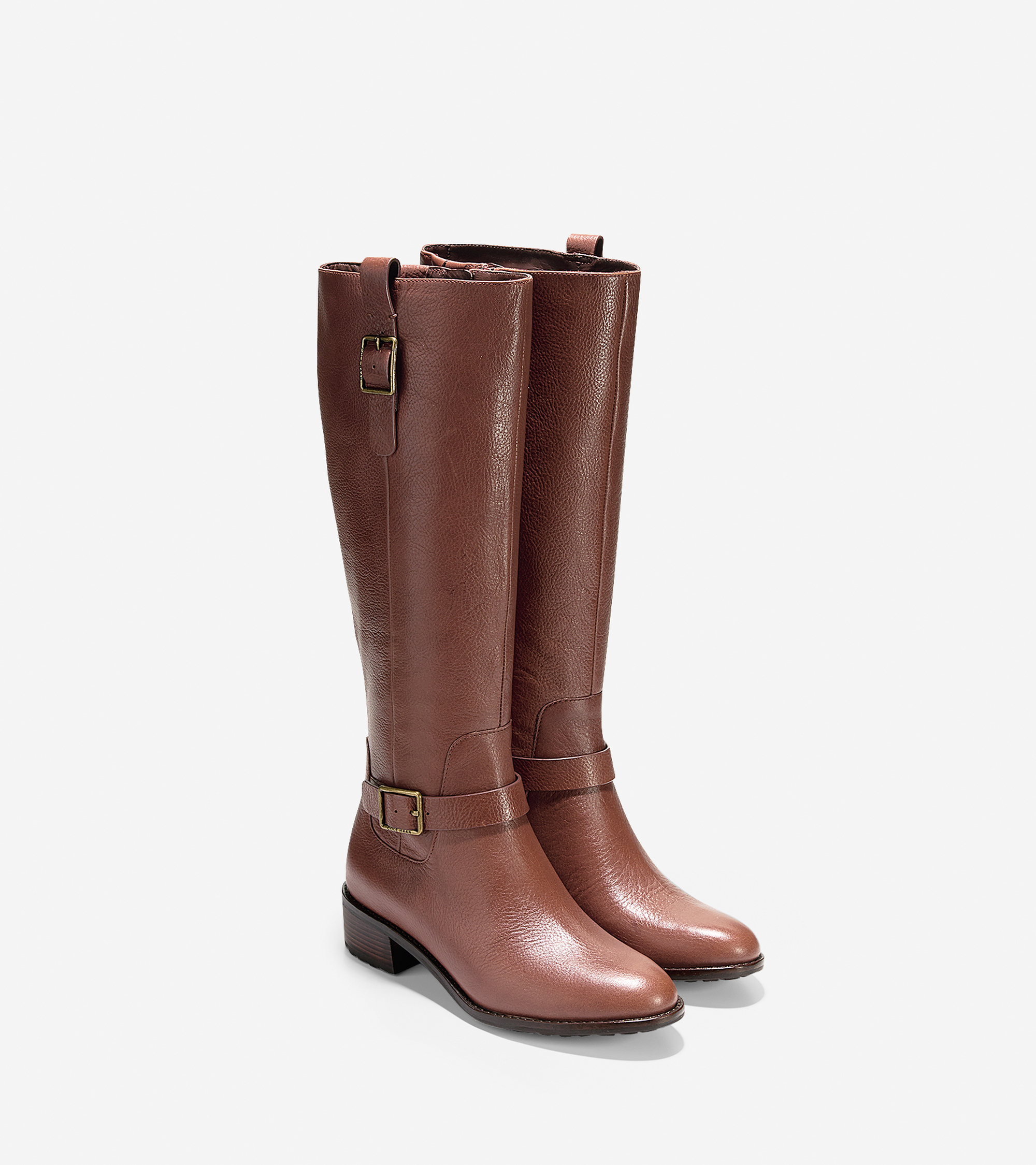cole haan kenmare boot in brown lyst