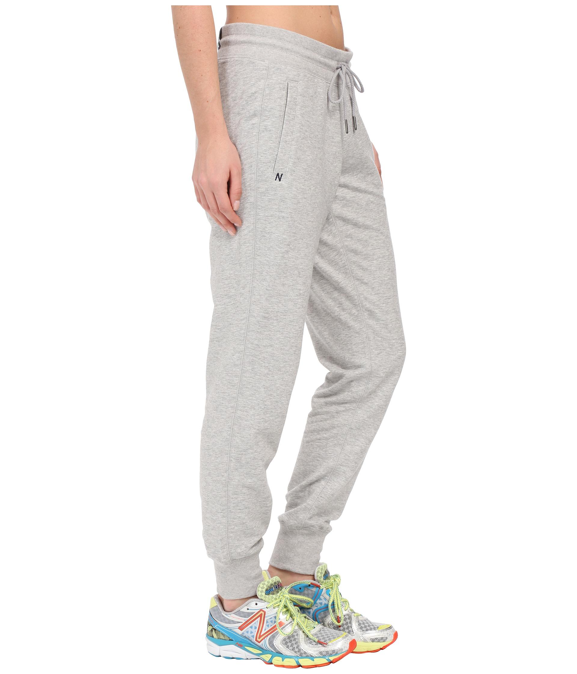 fefae89348768 New Balance Essentials Classic Sweatpant in Gray - Lyst
