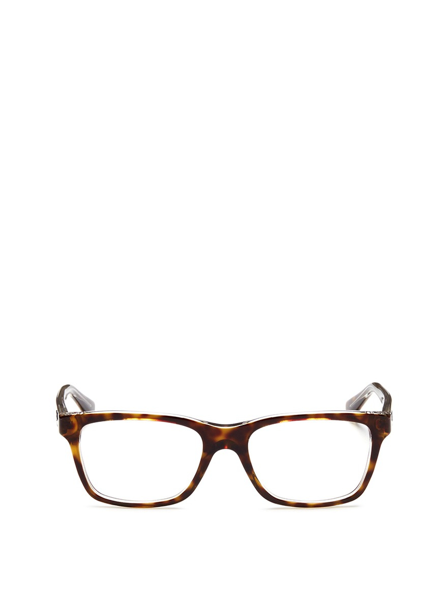 3d8ca9f6bd ... where to buy ray ban tortoiseshell junior acetate optical glasses in  brown for 6467a c32fd