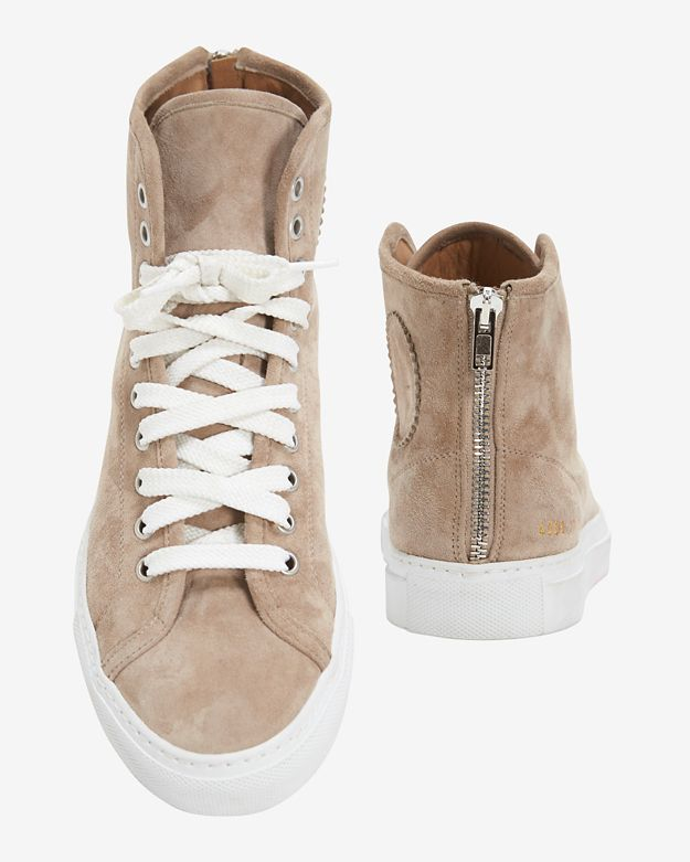 low cost cheap online clearance outlet Common Projects lace-up hi-tops discount low shipping fee looking for wholesale price for sale MxZEj95GO