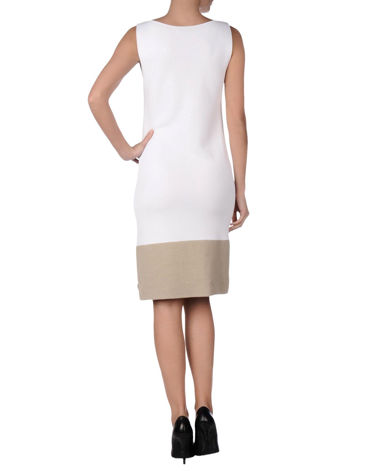 d12ac115f92 Balenciaga Short Dress in White
